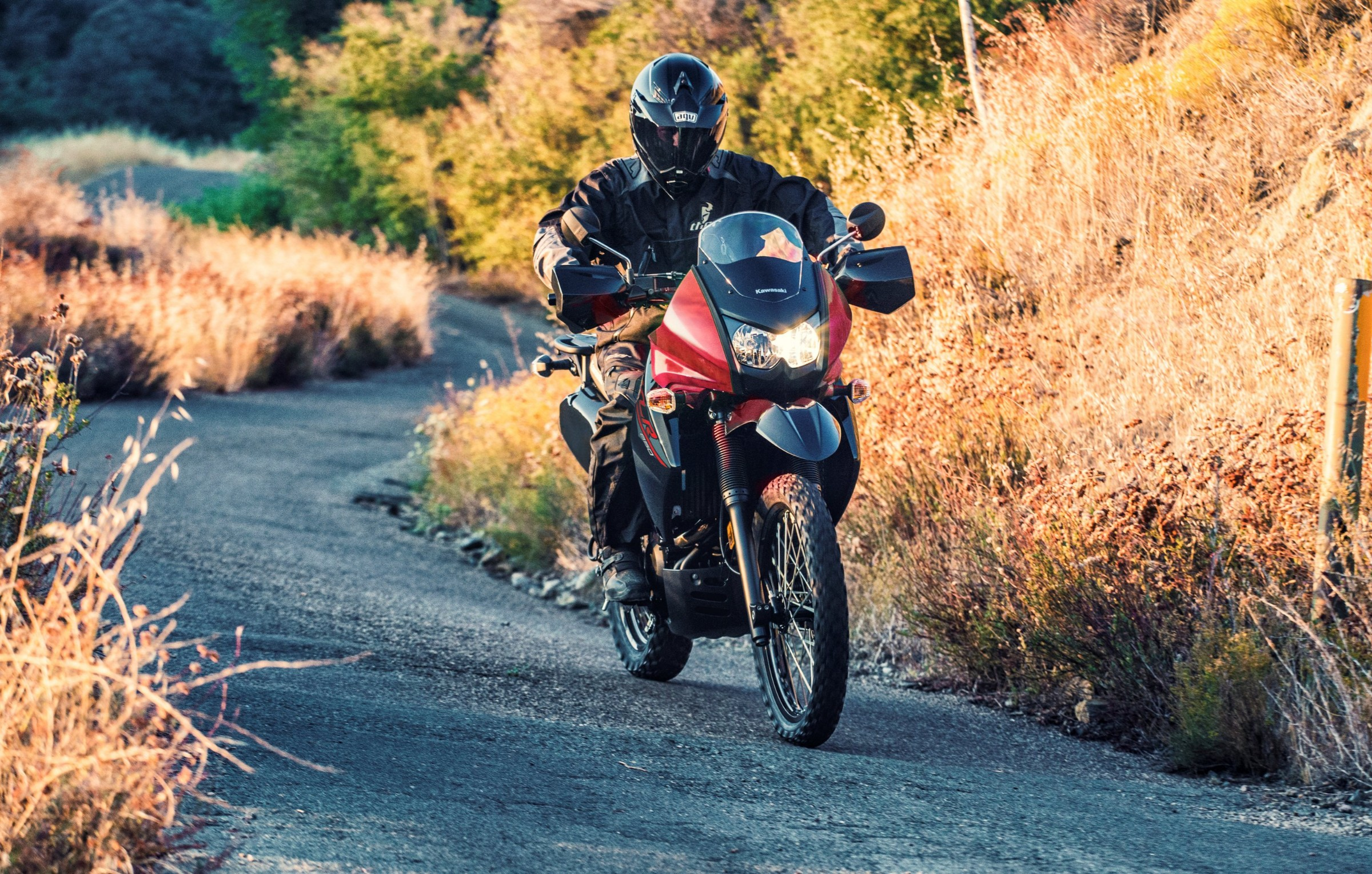 The KLR's long run is over - RevZilla
