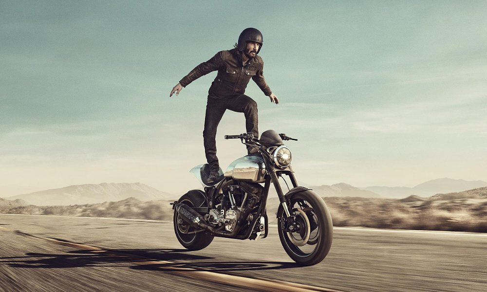 The best motorcycle ads aren't for motorcycles