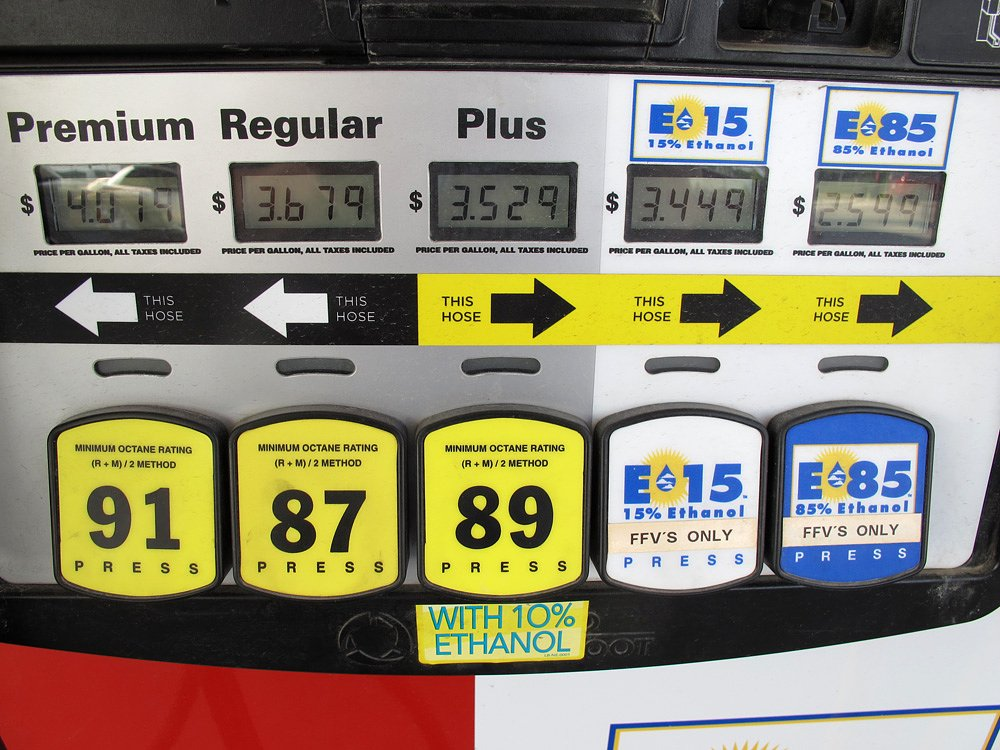 Trump administration to allow more ethanol in gas