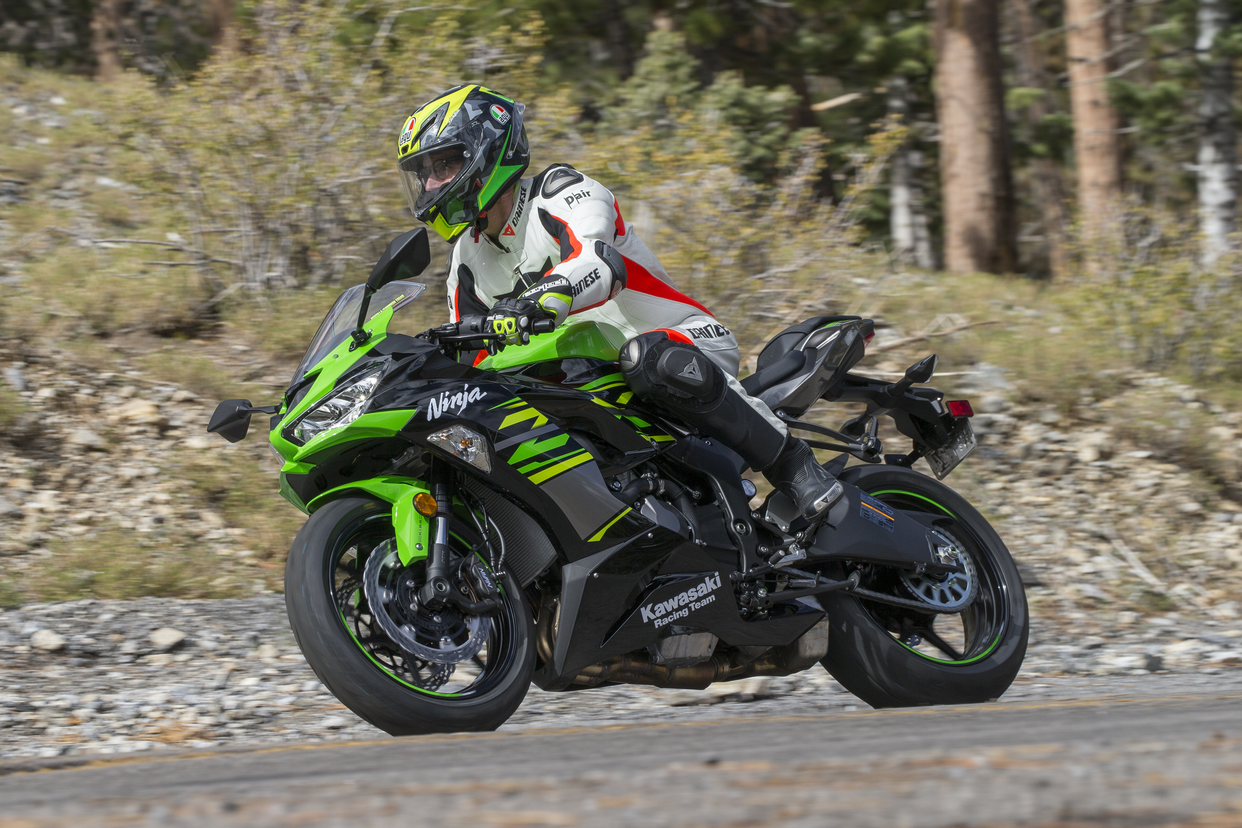 2019 Kawasaki Ninja Zx 6r First Ride Review Revzilla