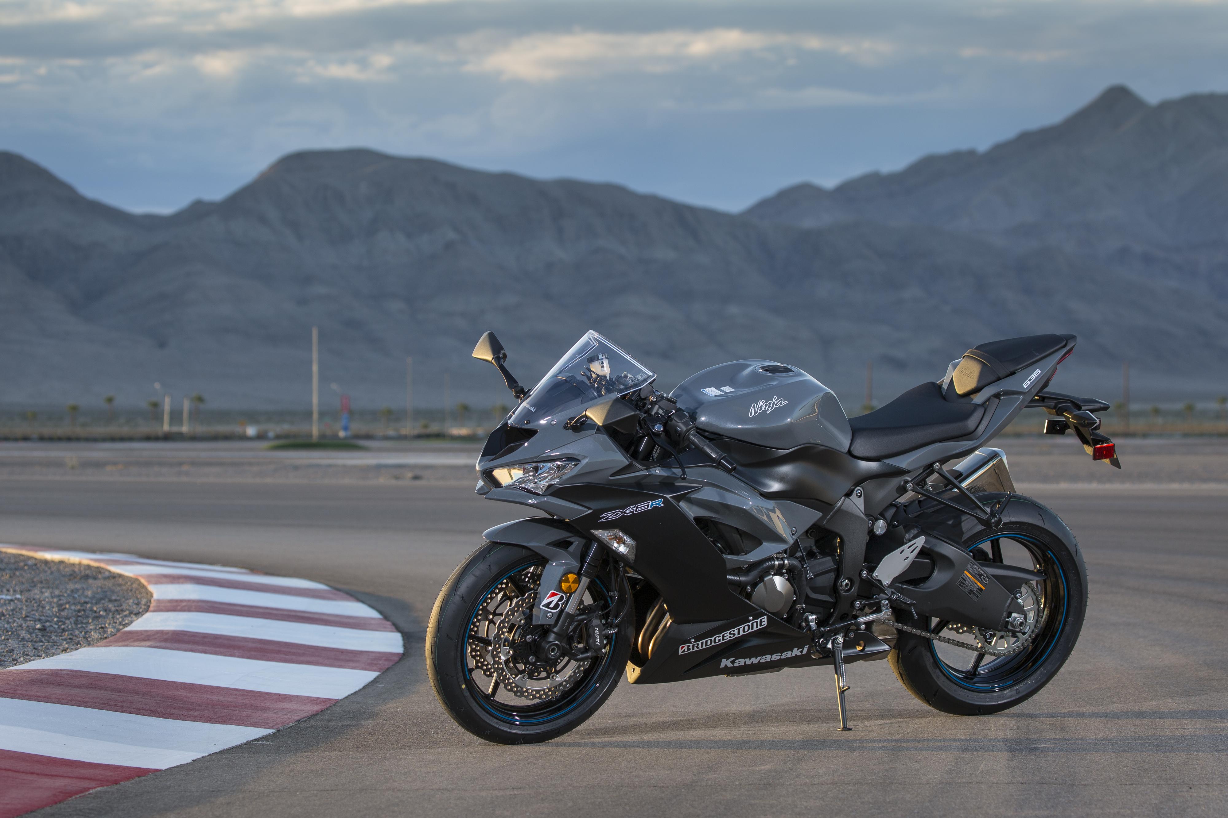 2019 Kawasaki Ninja ZX-6R first ride review - RevZilla