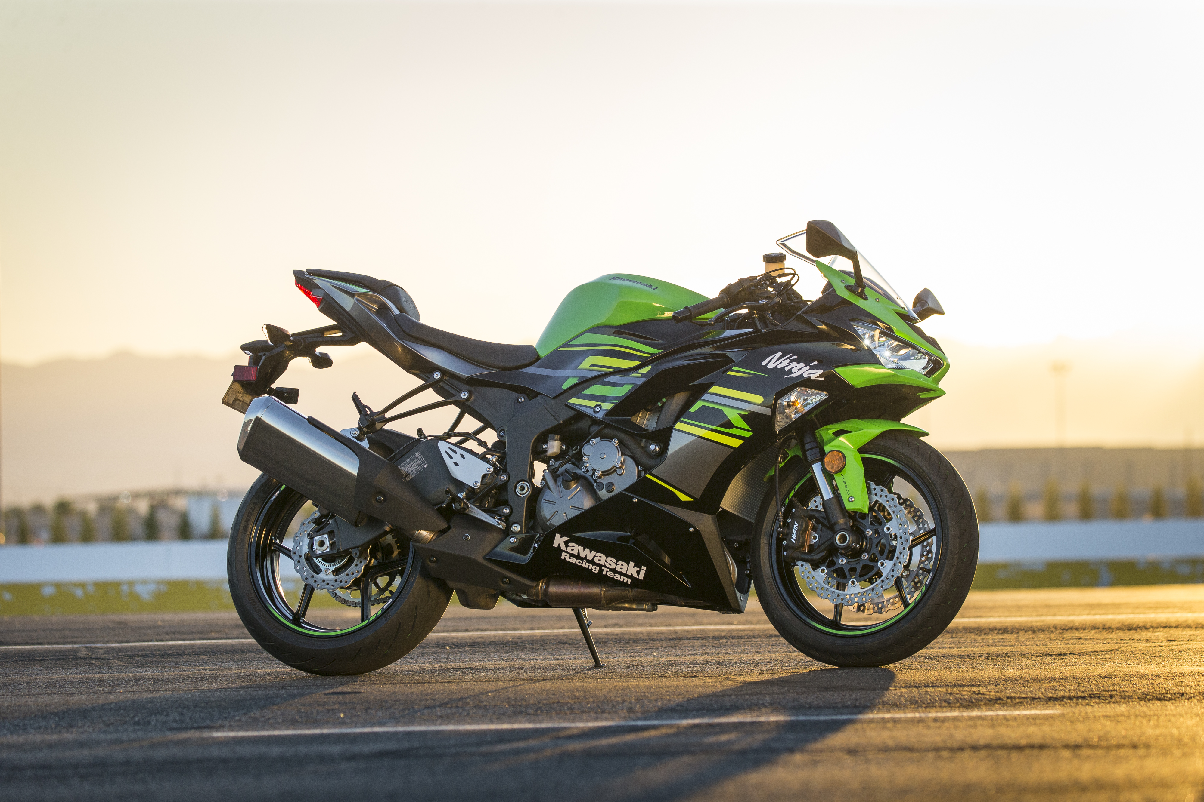 2019 Kawasaki Ninja ZX-6R first ride review - RevZilla