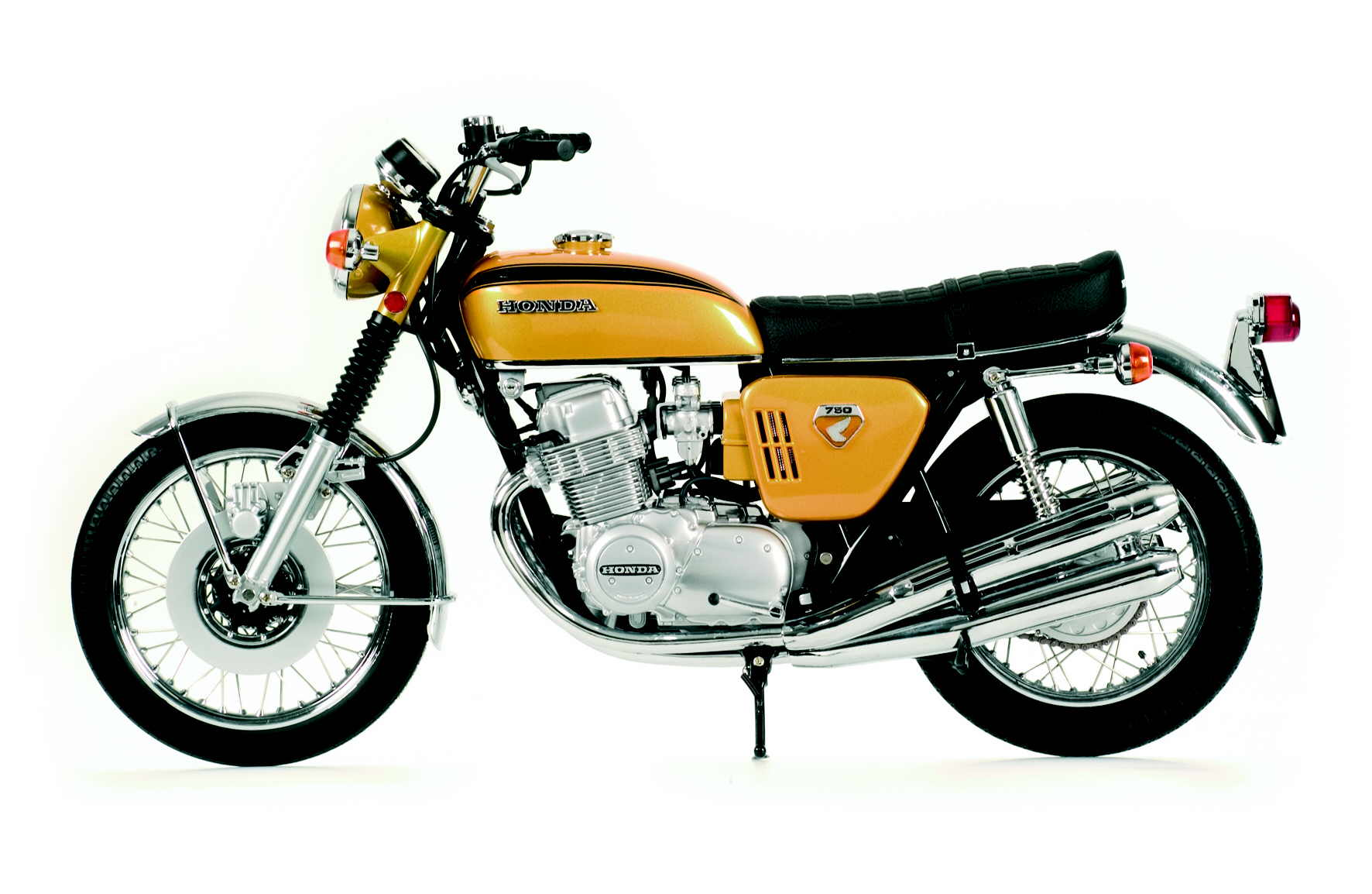 50 years ago honda unveiled the cb750 and changed motorcycling revzilla
