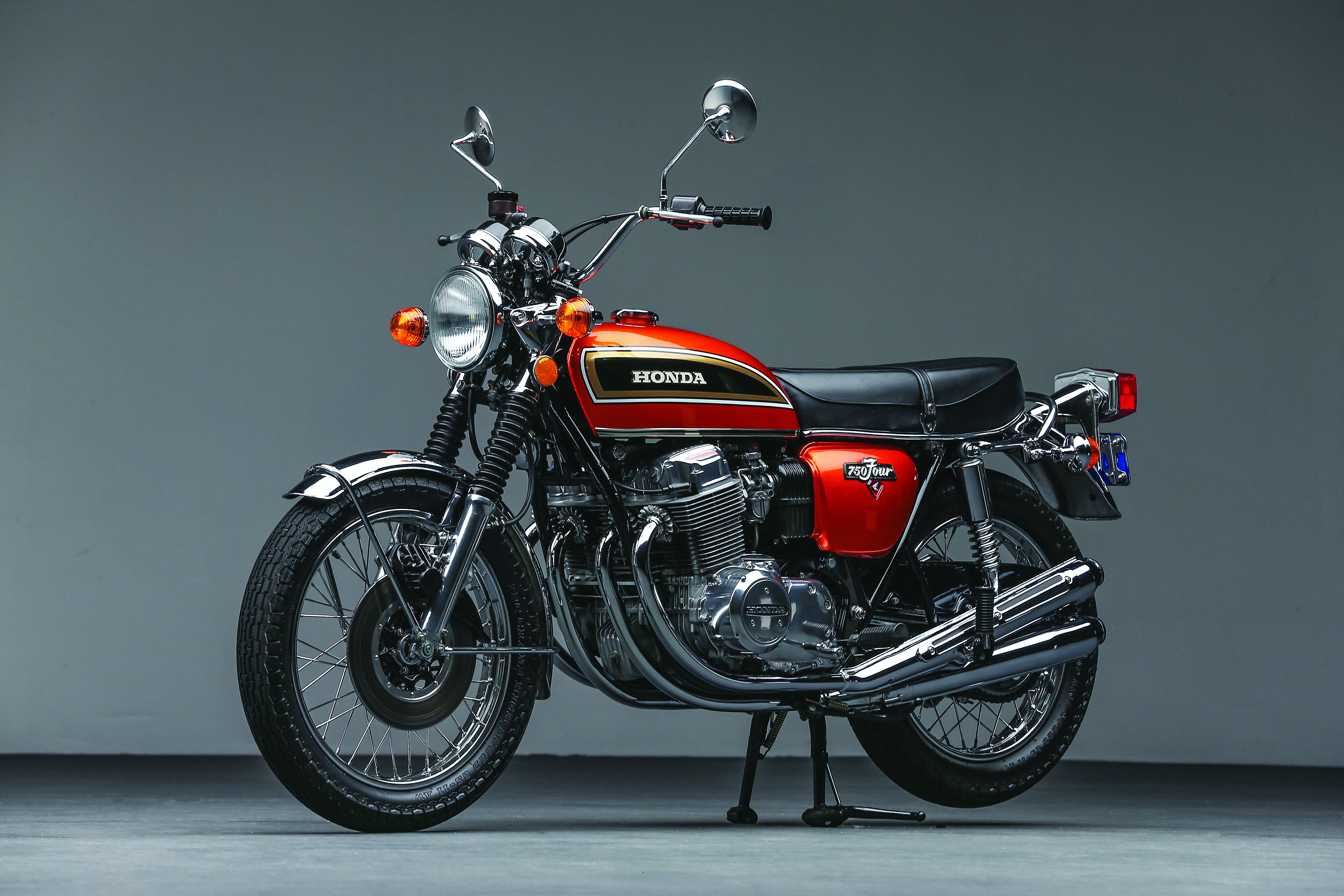 50 years ago, Honda unveiled the CB750 and changed