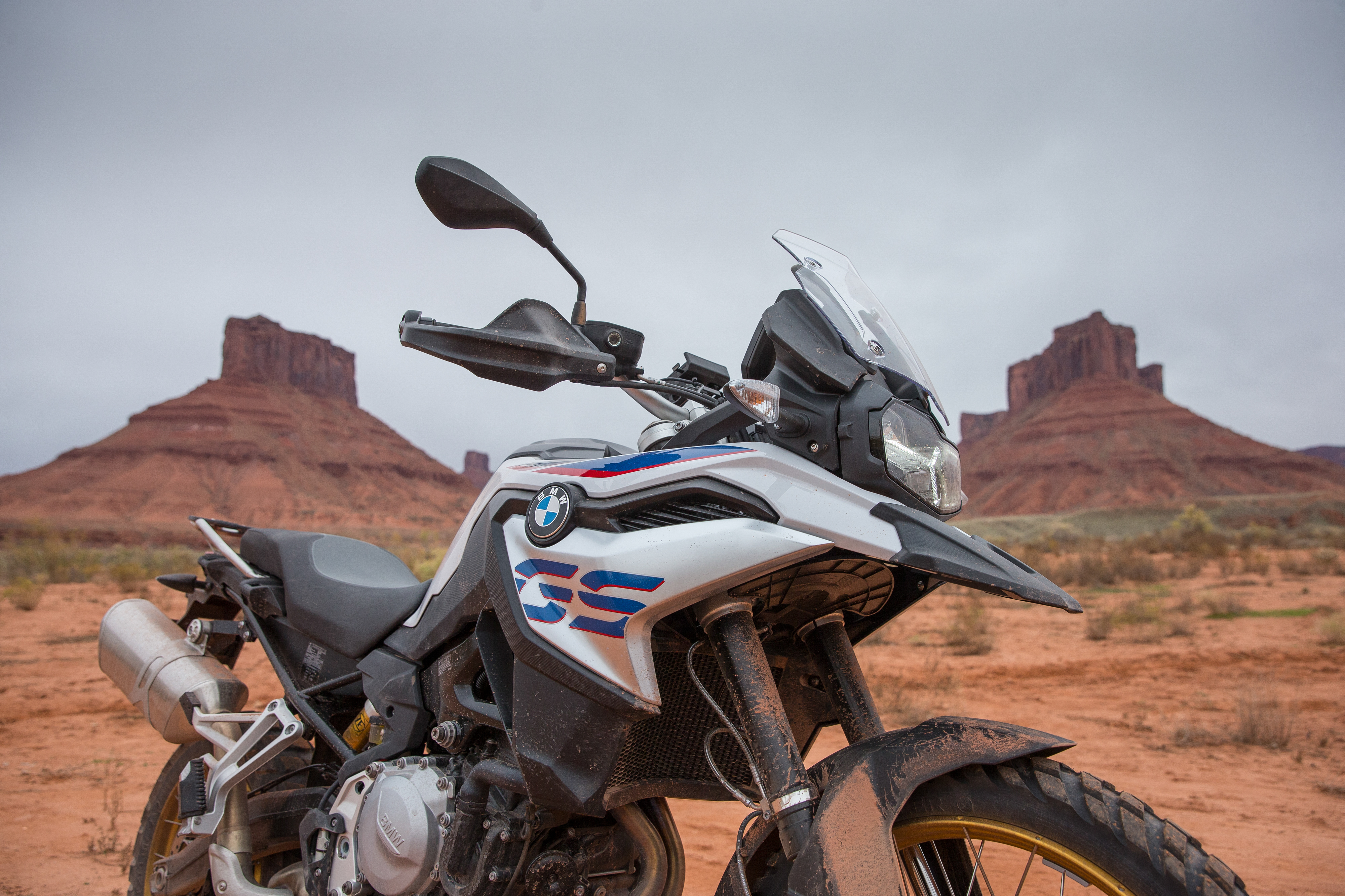 2019 Bmw F 850 Gs First Ride Review Revzilla