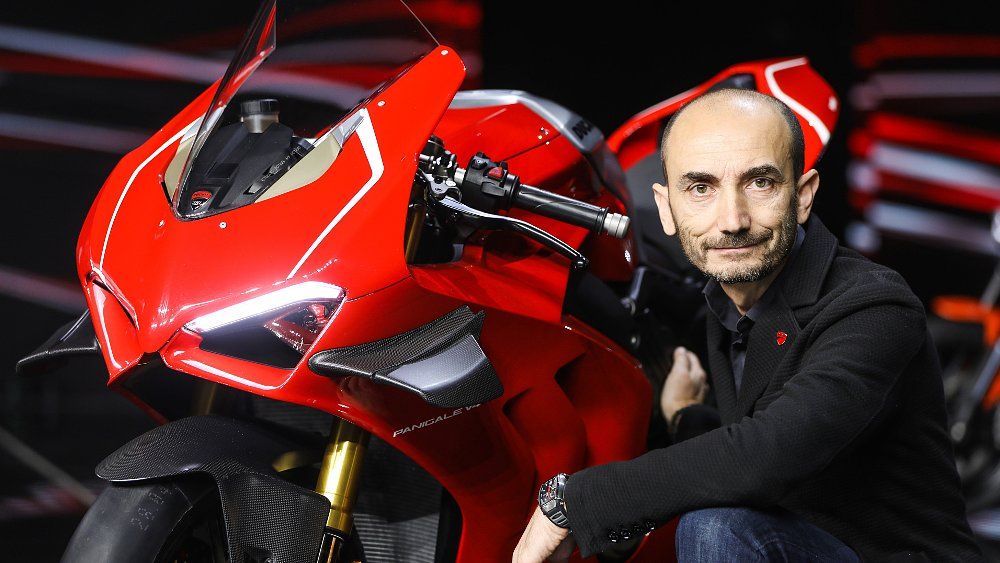 Ducati unveils the V4 R, its most powerful sport bike yet