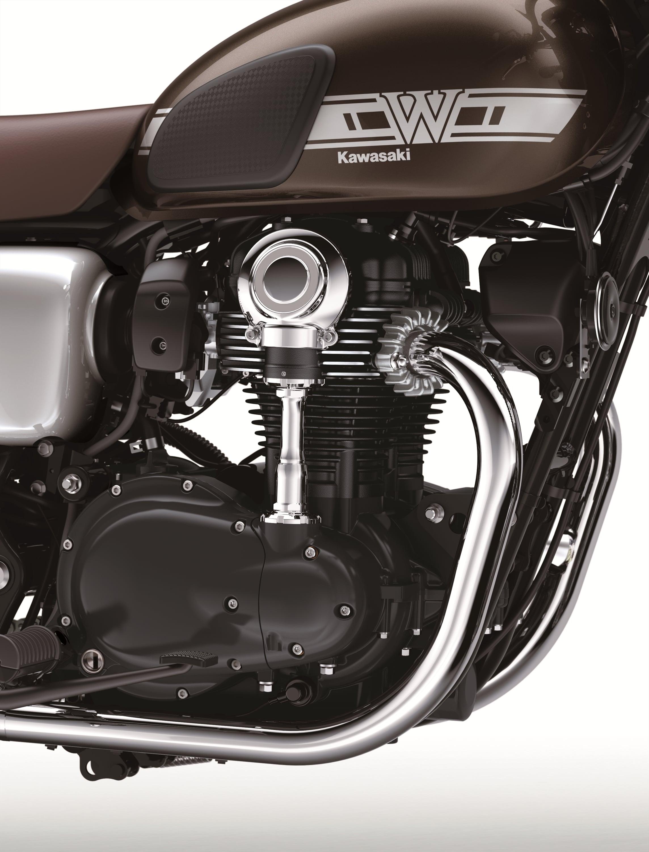 Kawasakis Revived W800 Proliferating Retros And Motorcycle Pricing