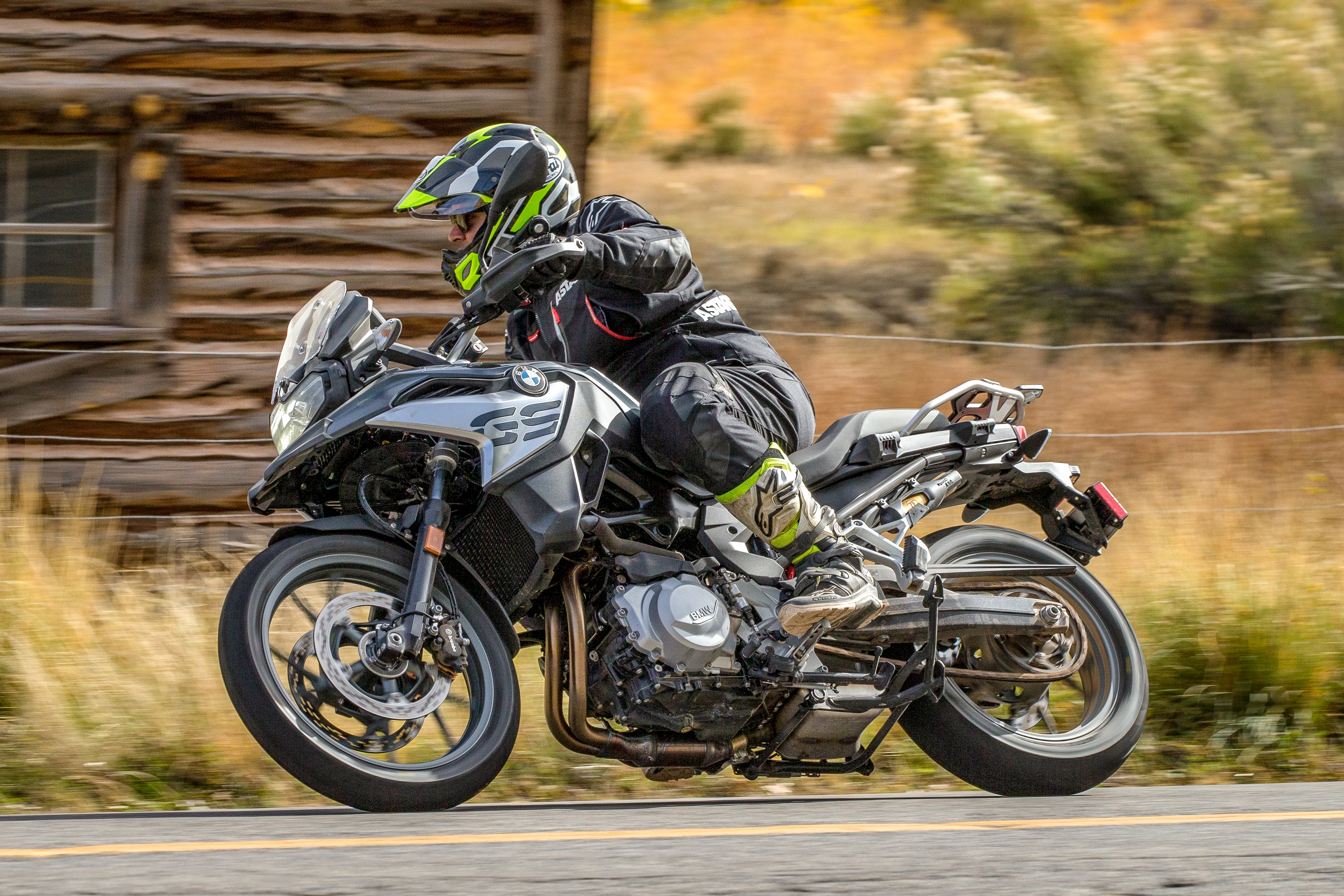 2019 Bmw F 750 Gs First Ride Review Revzilla