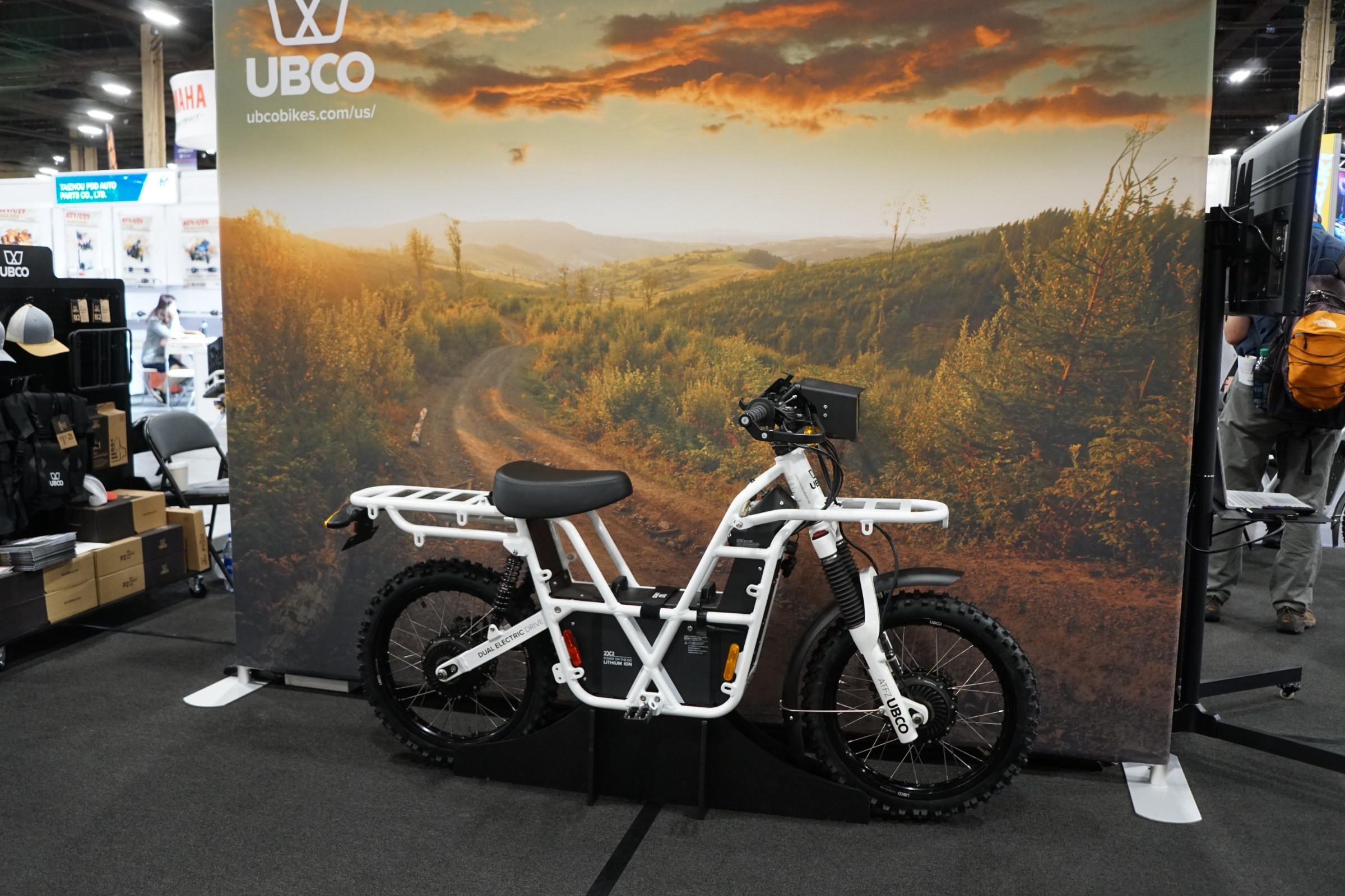 fa5dfe9acf1 Now, something totally different: Riding the Ubco 2x2 electric trail bike -  RevZilla
