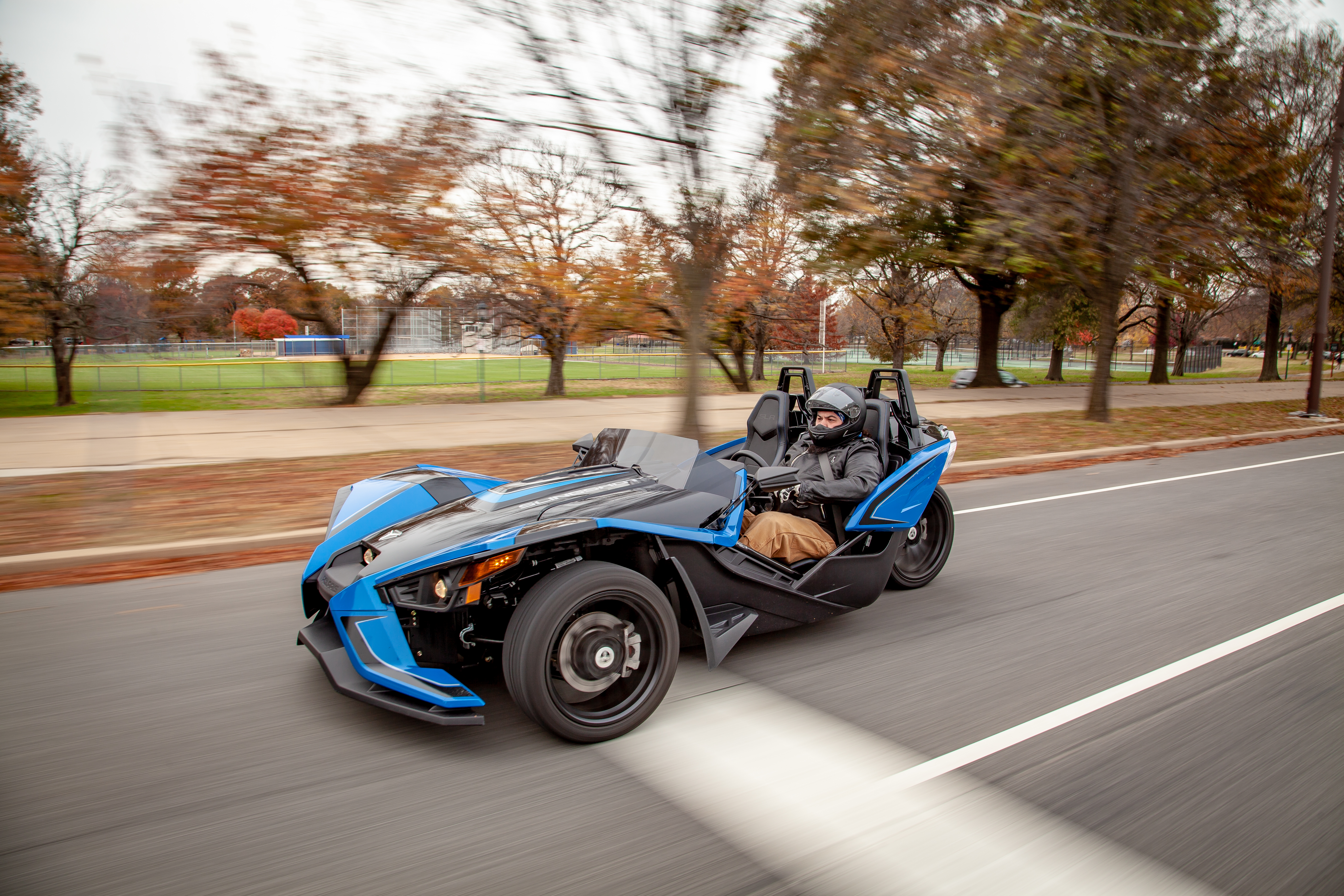 Slingshot: Frequently Hooliganesque Driver answers