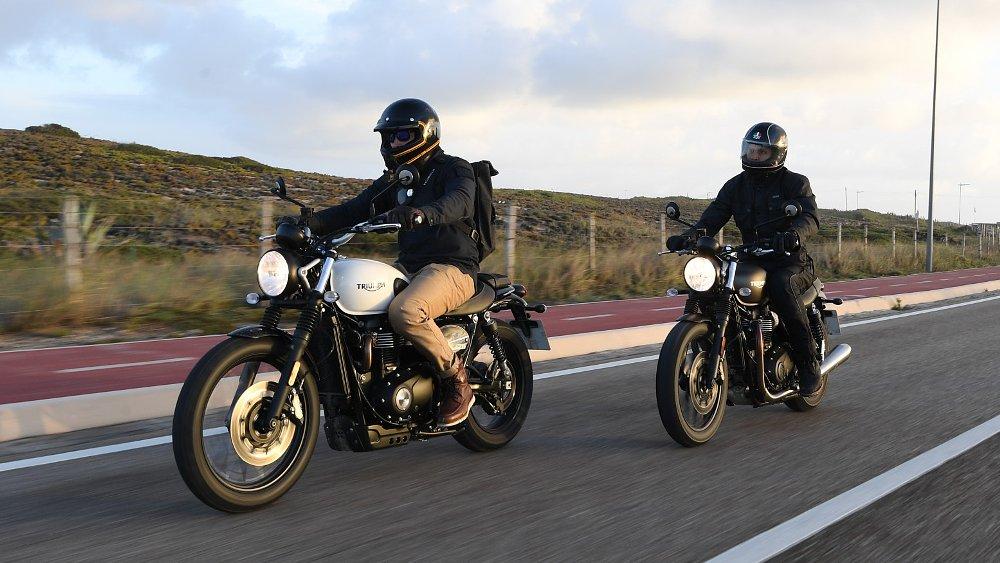 2019 Triumph Street Twin and Street Scrambler first ride review