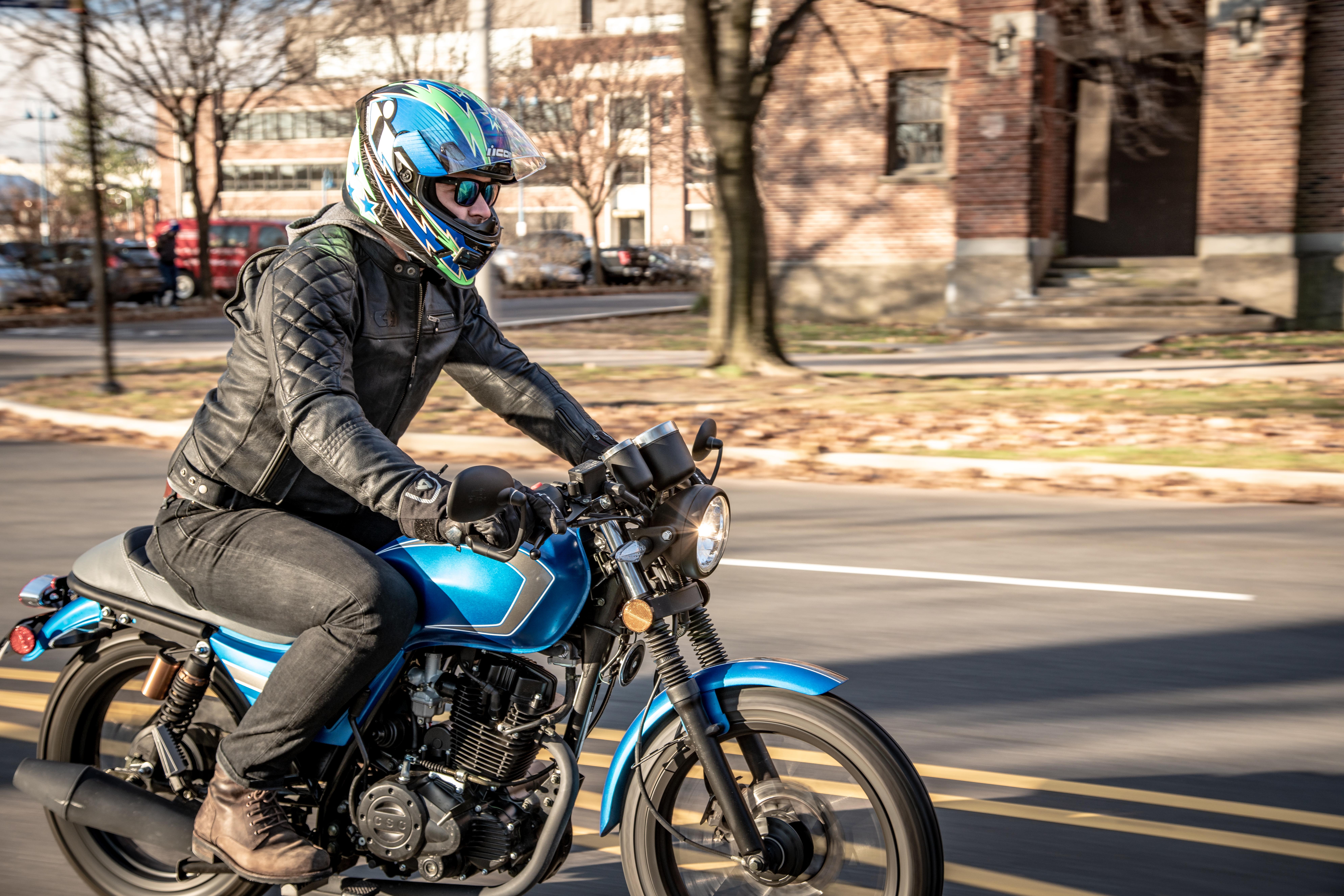 2018 CSC SG250 San Gabriel first ride review - RevZilla
