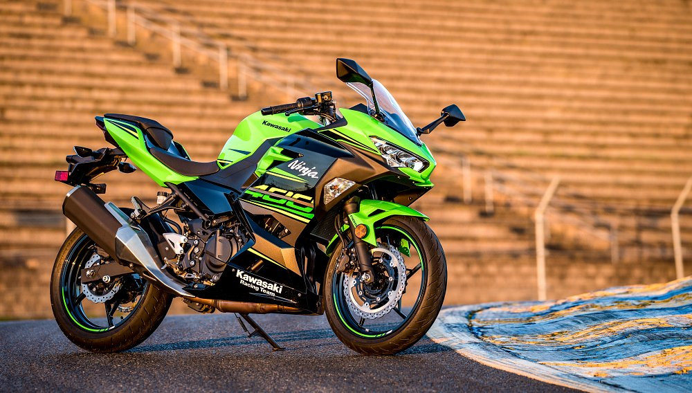 You needed to know: Kawasaki Ninja 400