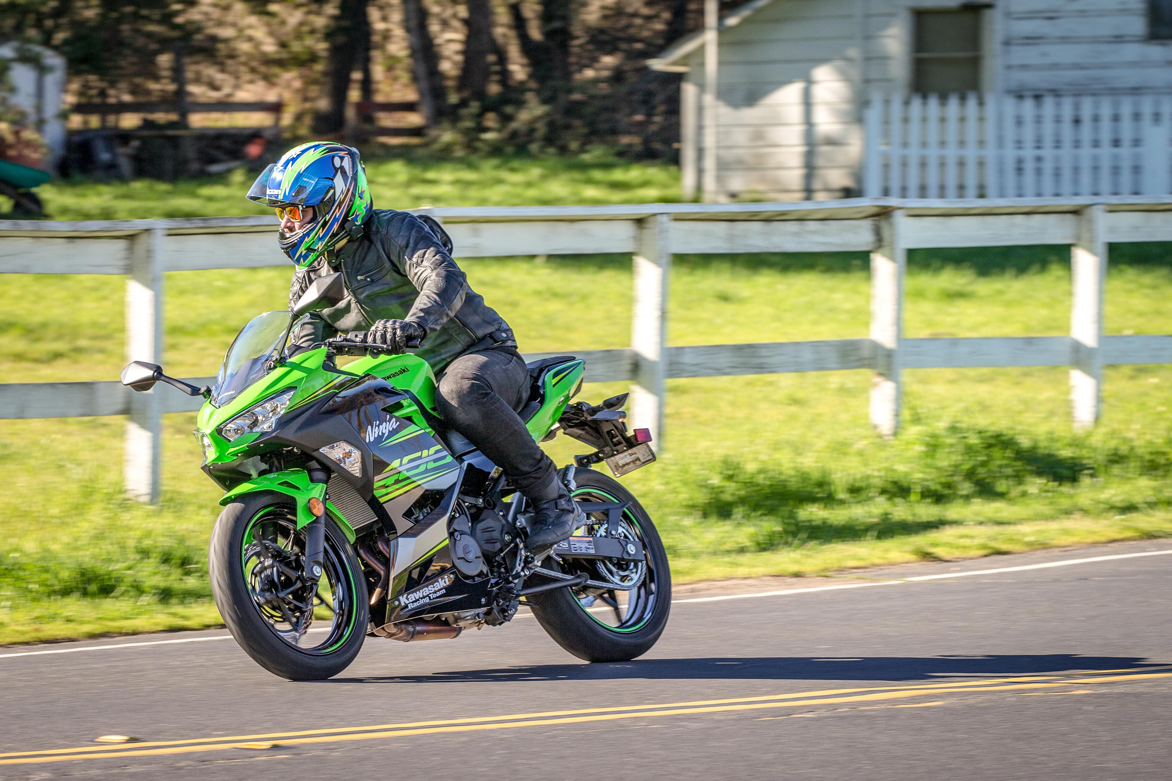 You Needed To Know Kawasaki Ninja 400 Revzilla