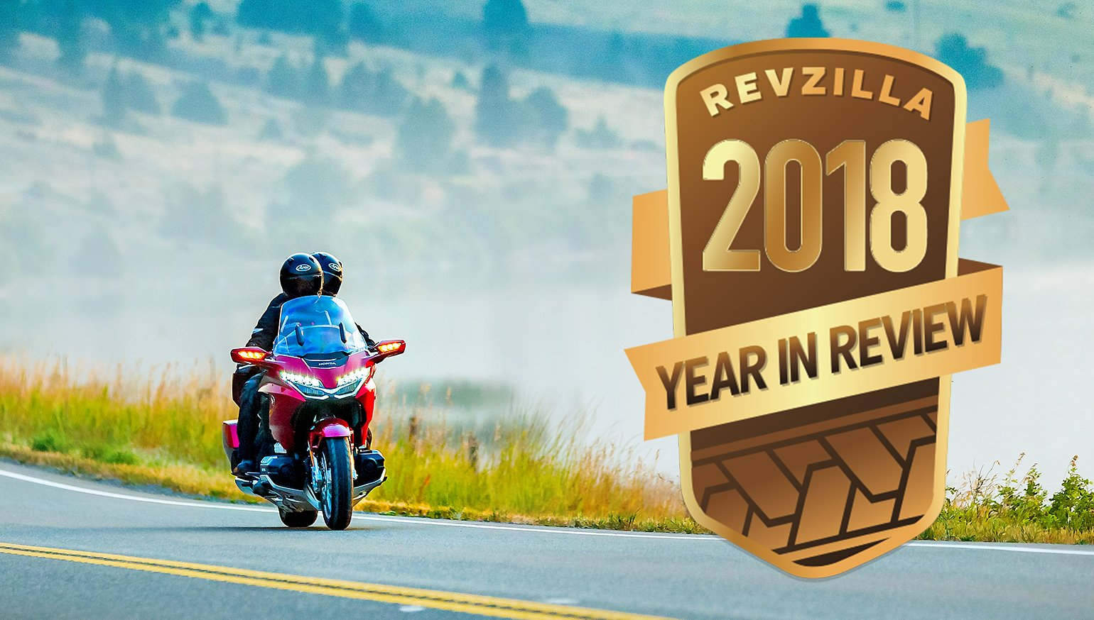 Our favorite motorcycles of 2018 - RevZilla