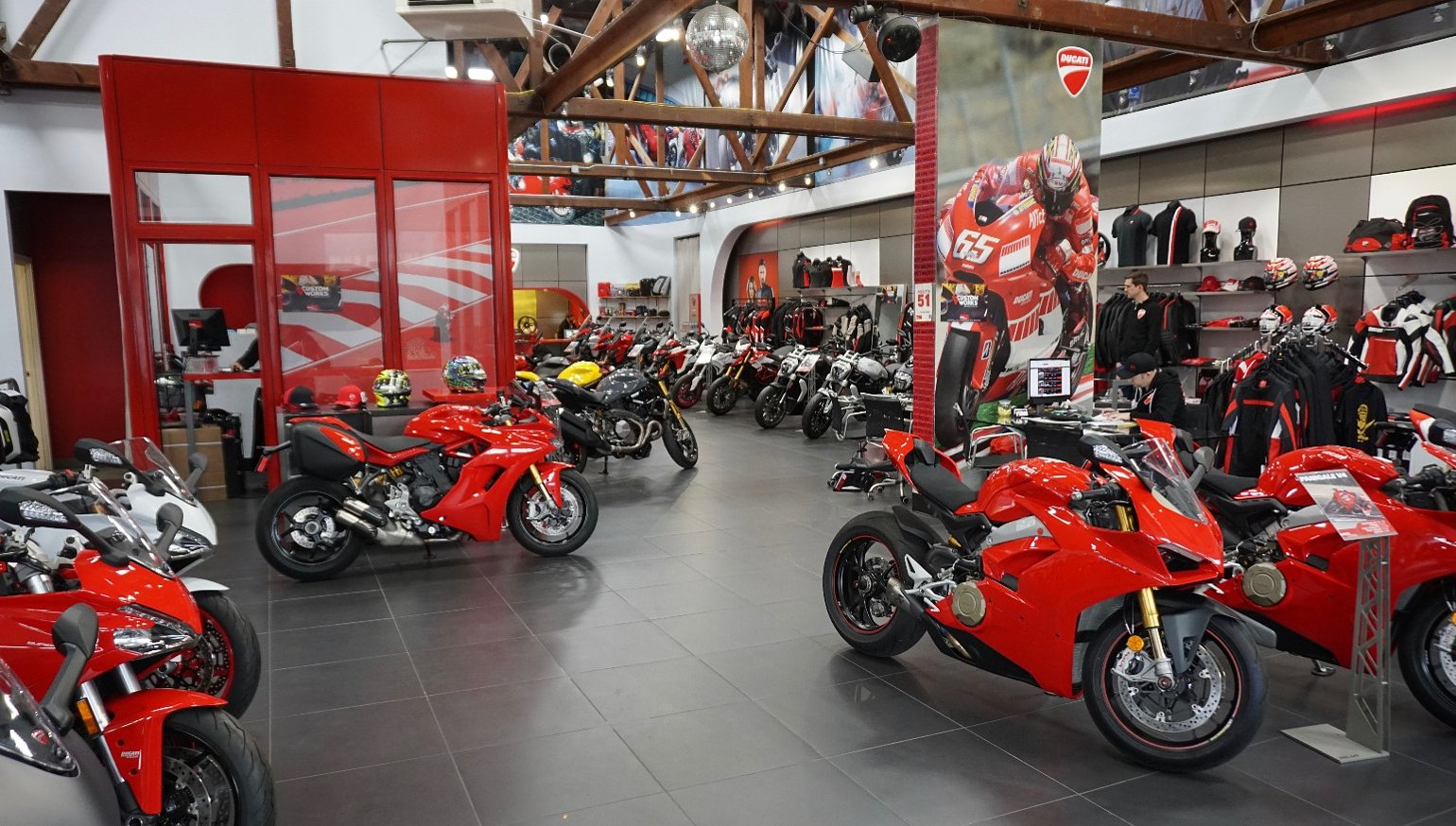 a0466876 MotoCorsa: One motorcycle dealer's different route to success - RevZilla