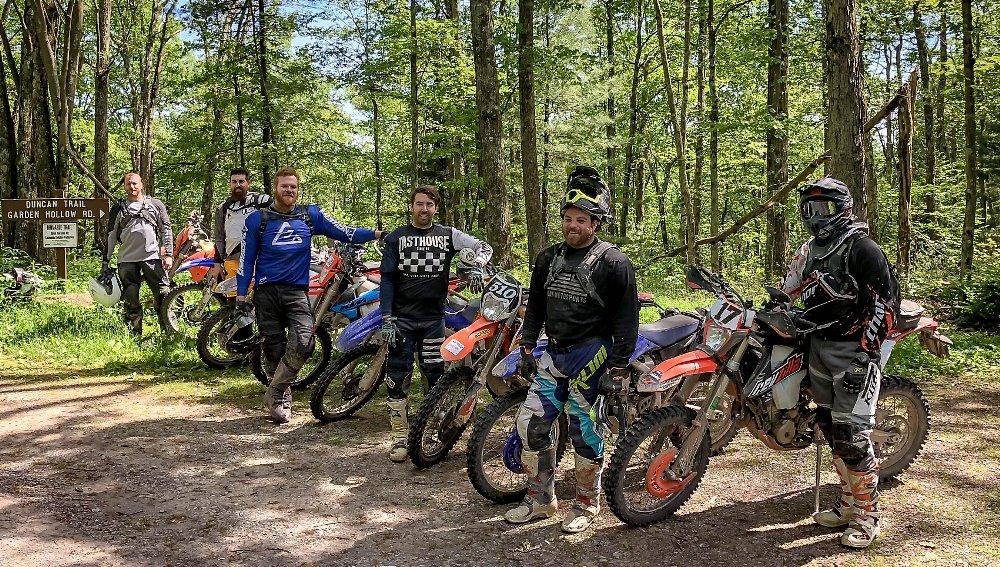 Off-road riding etiquette: Lemmy's tips for happier trails