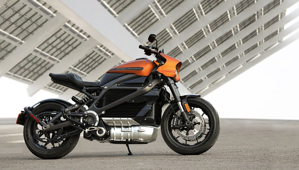 2020 Harley-Davidson LiveWire price, range, and speed