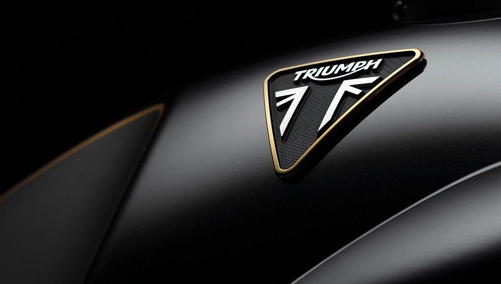 Triumph's new TFC line: Best Thruxton yet and a Rocket sneak peek