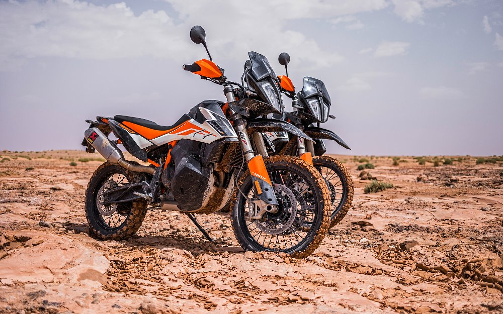 The KTM 790 Adventure R is priced to dominate the off-road adventure motorcycle market