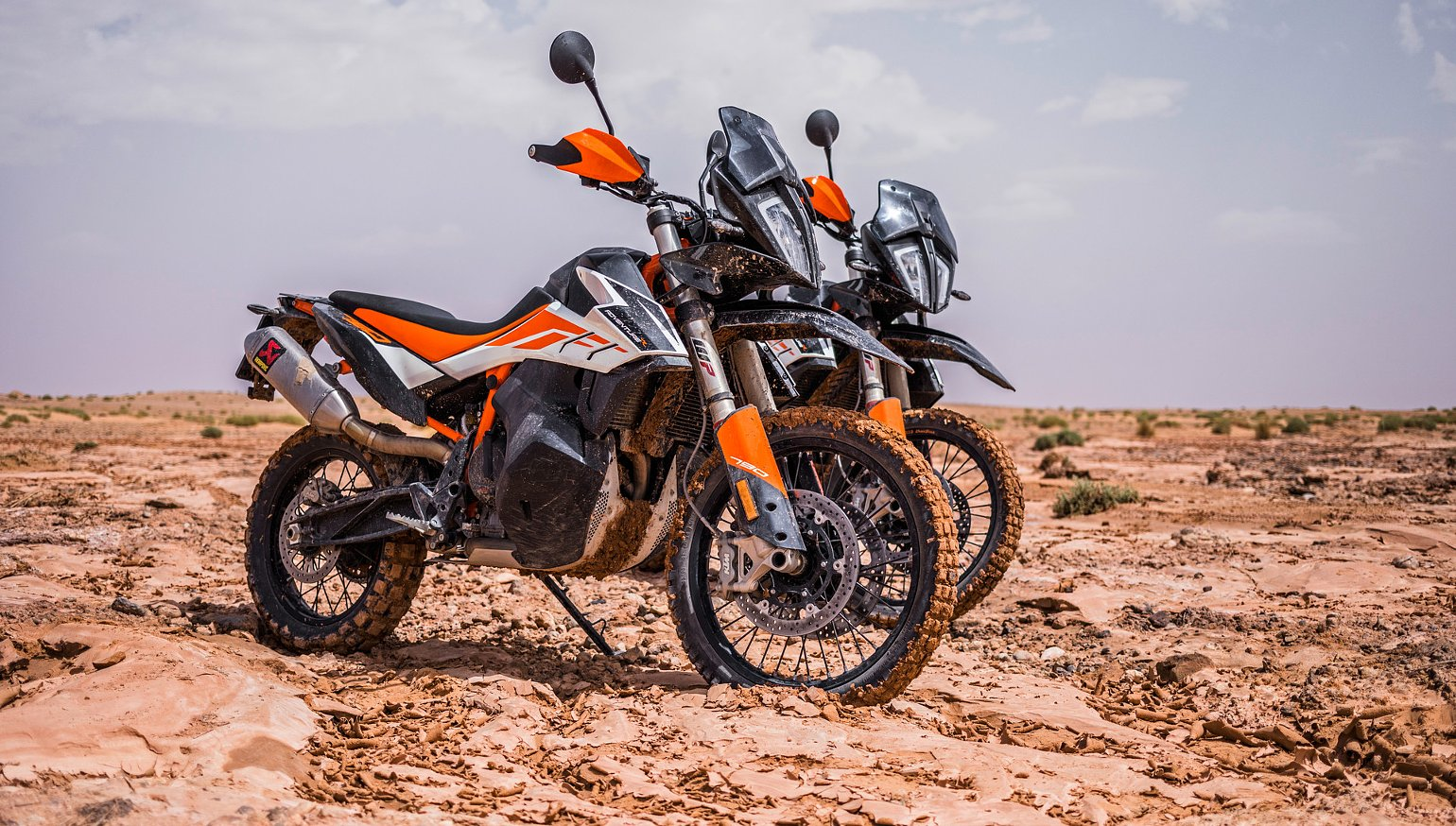 The KTM 790 Adventure R is priced to dominate the off-road