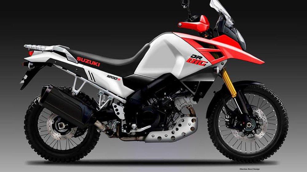 Suzuki, build us an affordable ADV bike