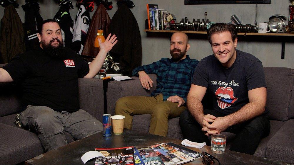 Lemmy, Spurgeon, and Joe talk small motorcycles