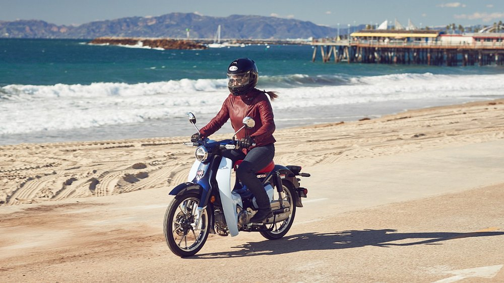 2019 Honda Super Cub first ride review