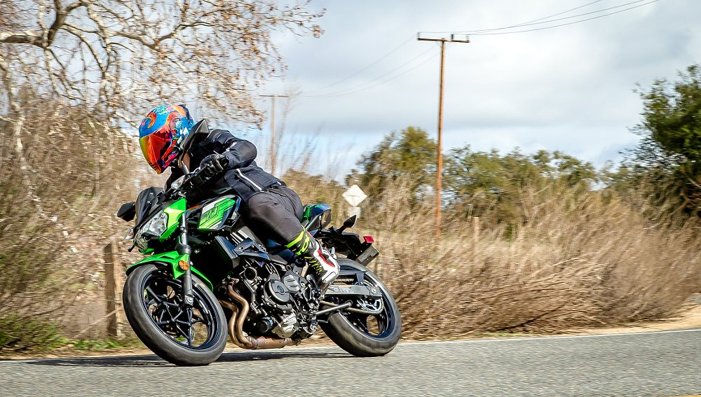 2019 Kawasaki Z400 first ride review