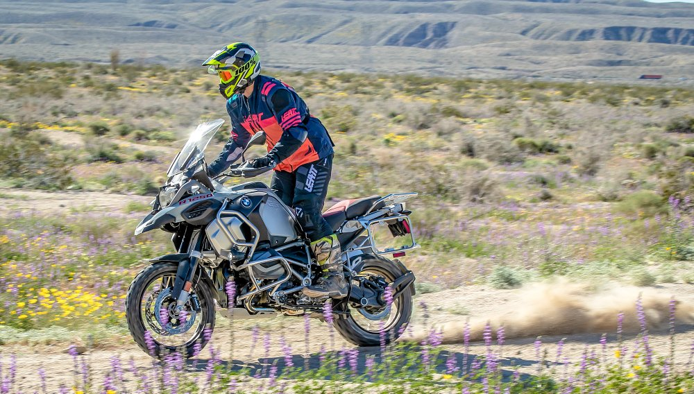 2019 BMW R 1250 GS and GSA first ride review