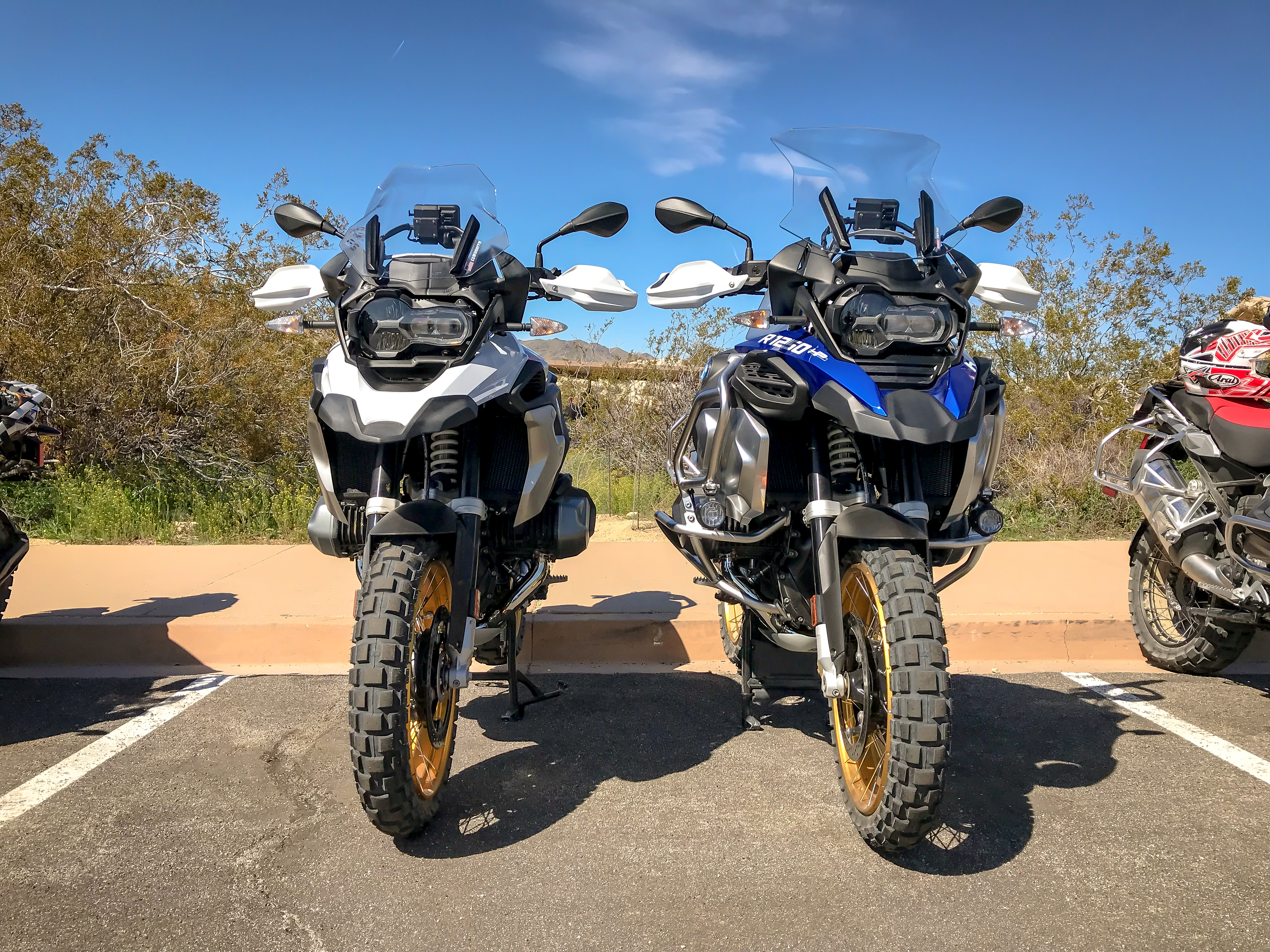 Prime 2019 Bmw R 1250 Gs And Gsa First Ride Review Revzilla Ocoug Best Dining Table And Chair Ideas Images Ocougorg