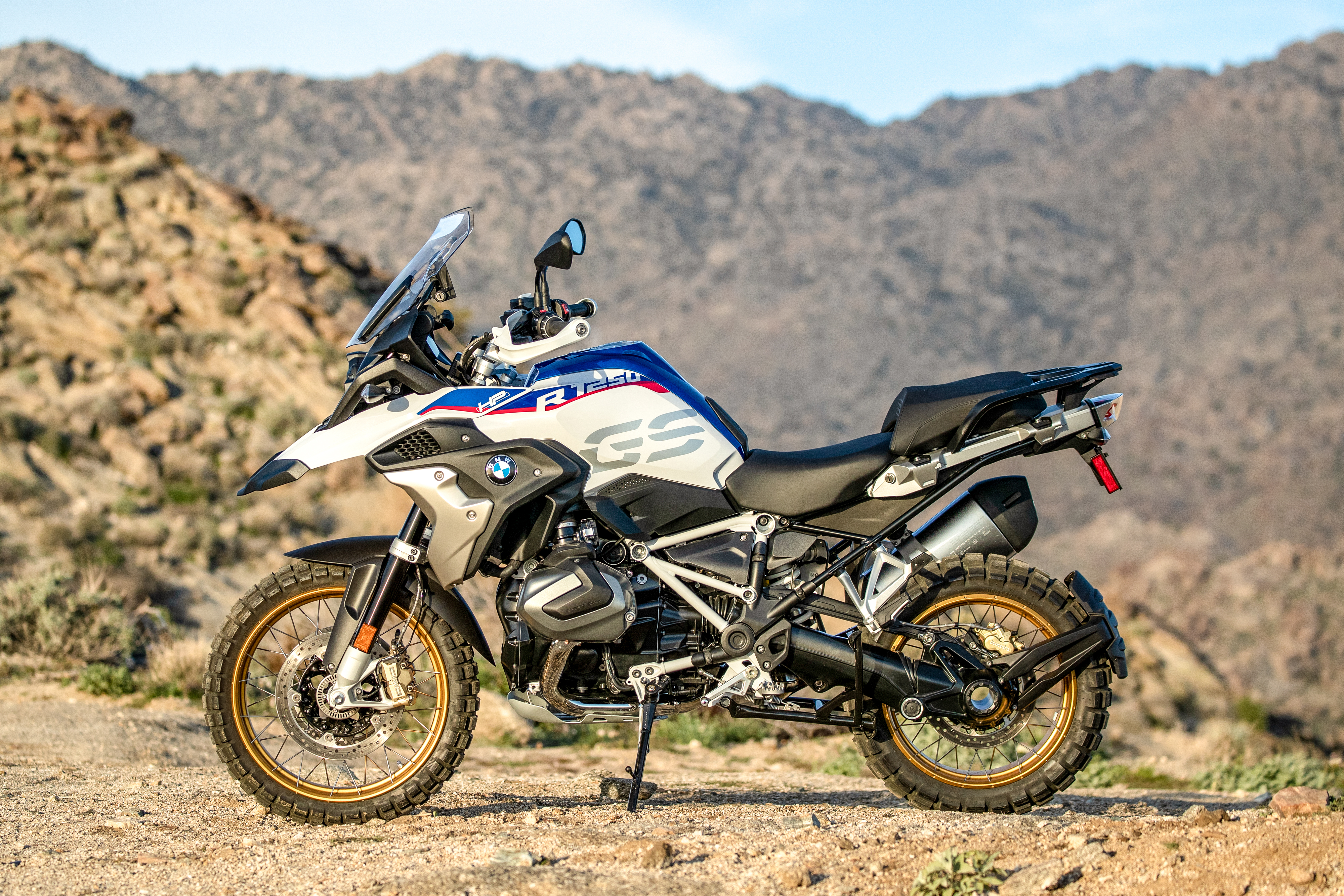 Astonishing 2019 Bmw R 1250 Gs And Gsa First Ride Review Revzilla Ocoug Best Dining Table And Chair Ideas Images Ocougorg