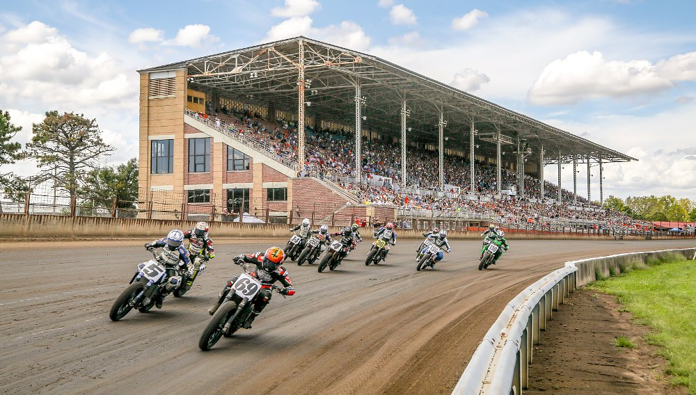 American Flat Track season opens with a new twins class, new racers
