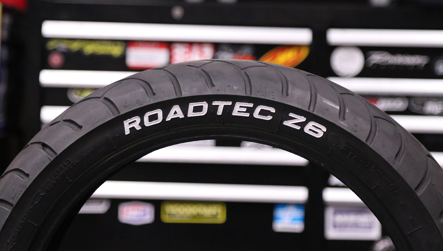Why are white letters on tires coming back? - RevZilla