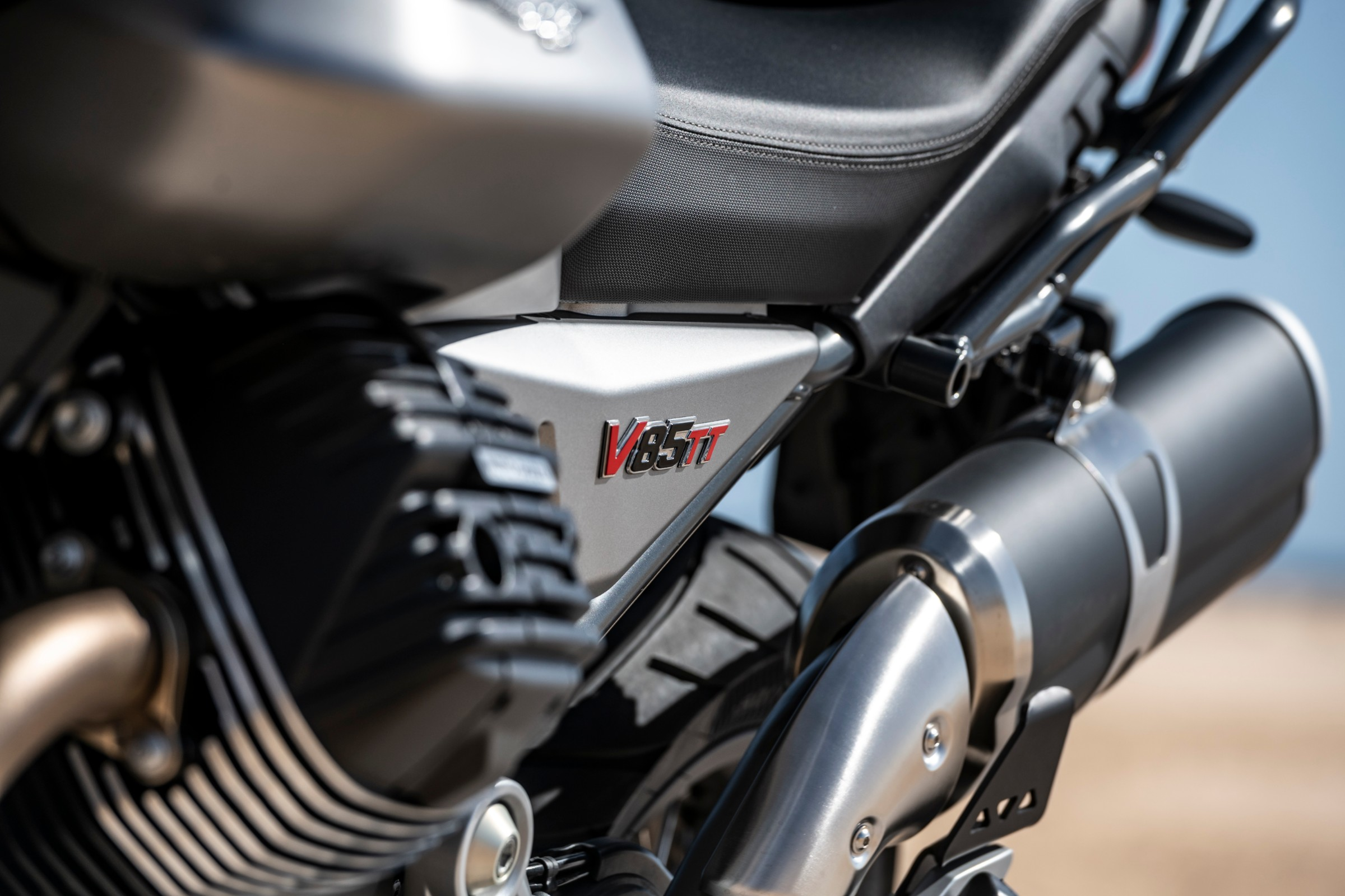 2020 Moto Guzzi V85 TT first ride review - RevZilla