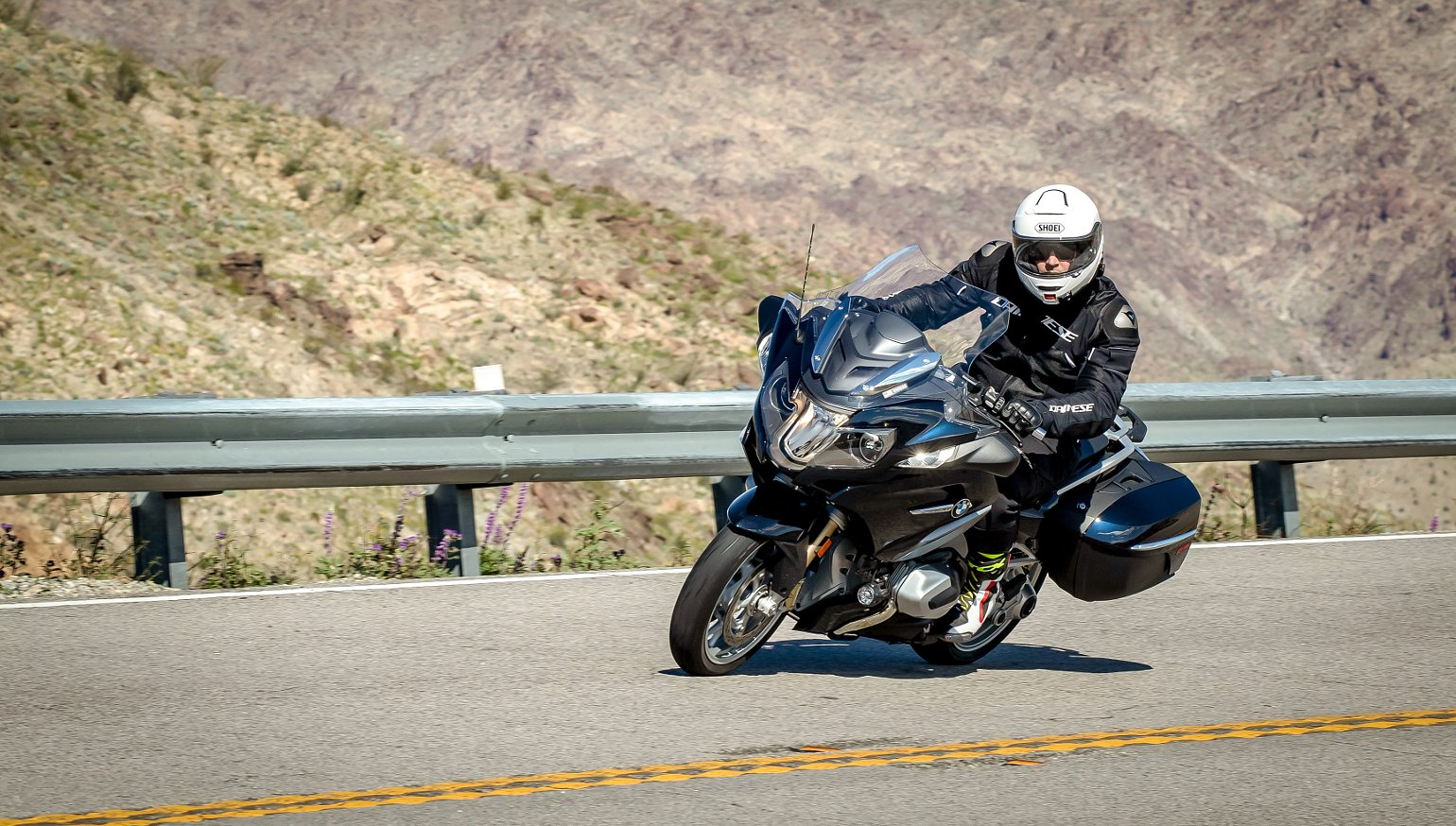 2019 Bmw R 1250 Rt First Ride Review Revzilla