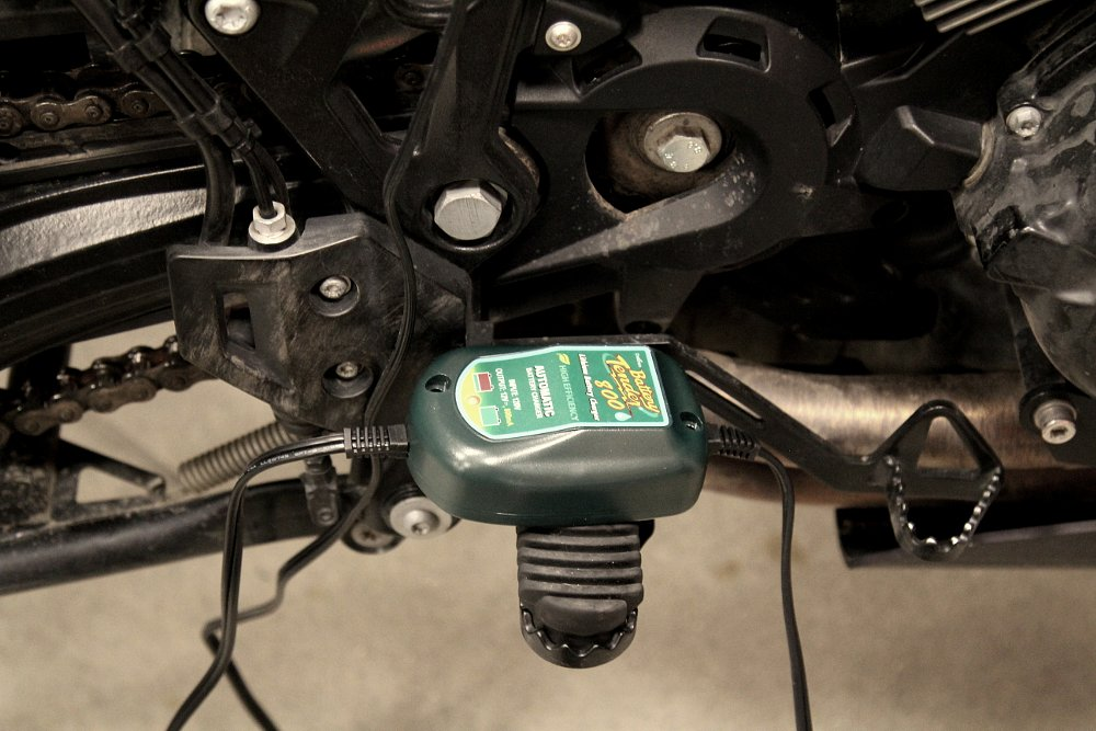 Basic motorcycle maintenance checklist: Nine simple steps for a