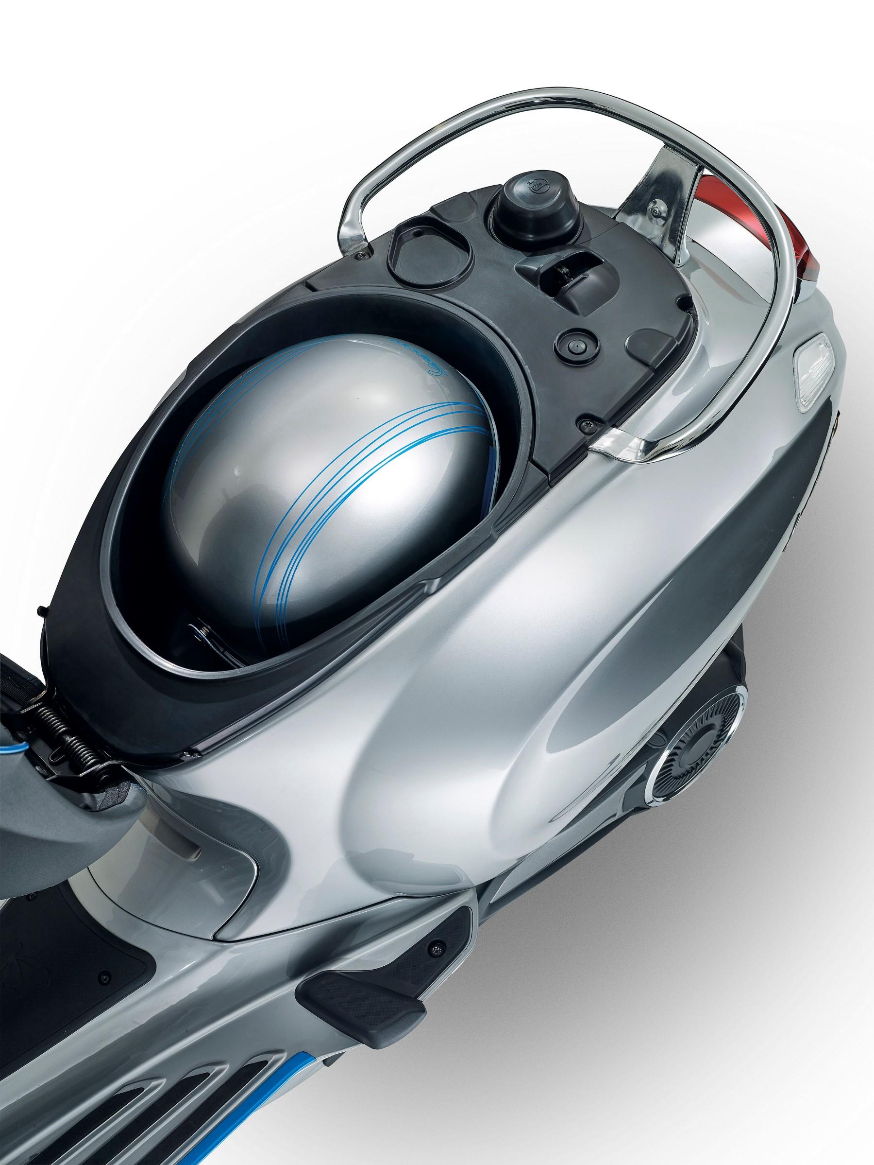 Vespa Elettrica first ride review - RevZilla