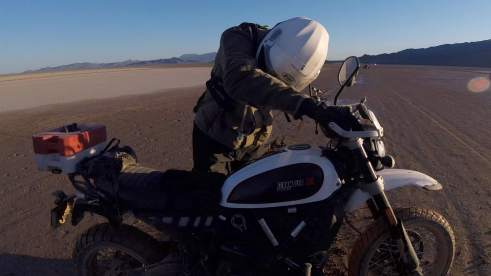The encouraging tale of a roadside repair in Death Valley