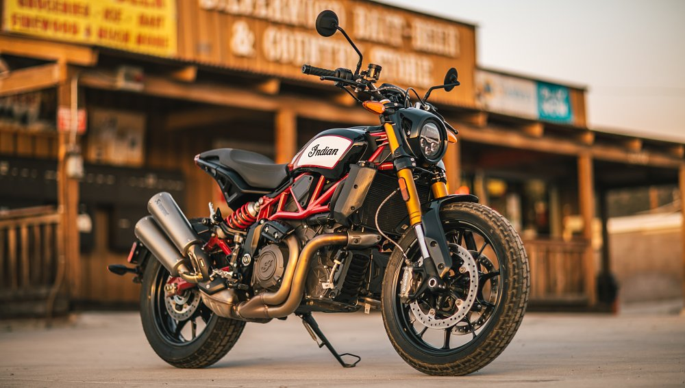 RevZilla gives you a chance to win a new Indian FTR 1200 S