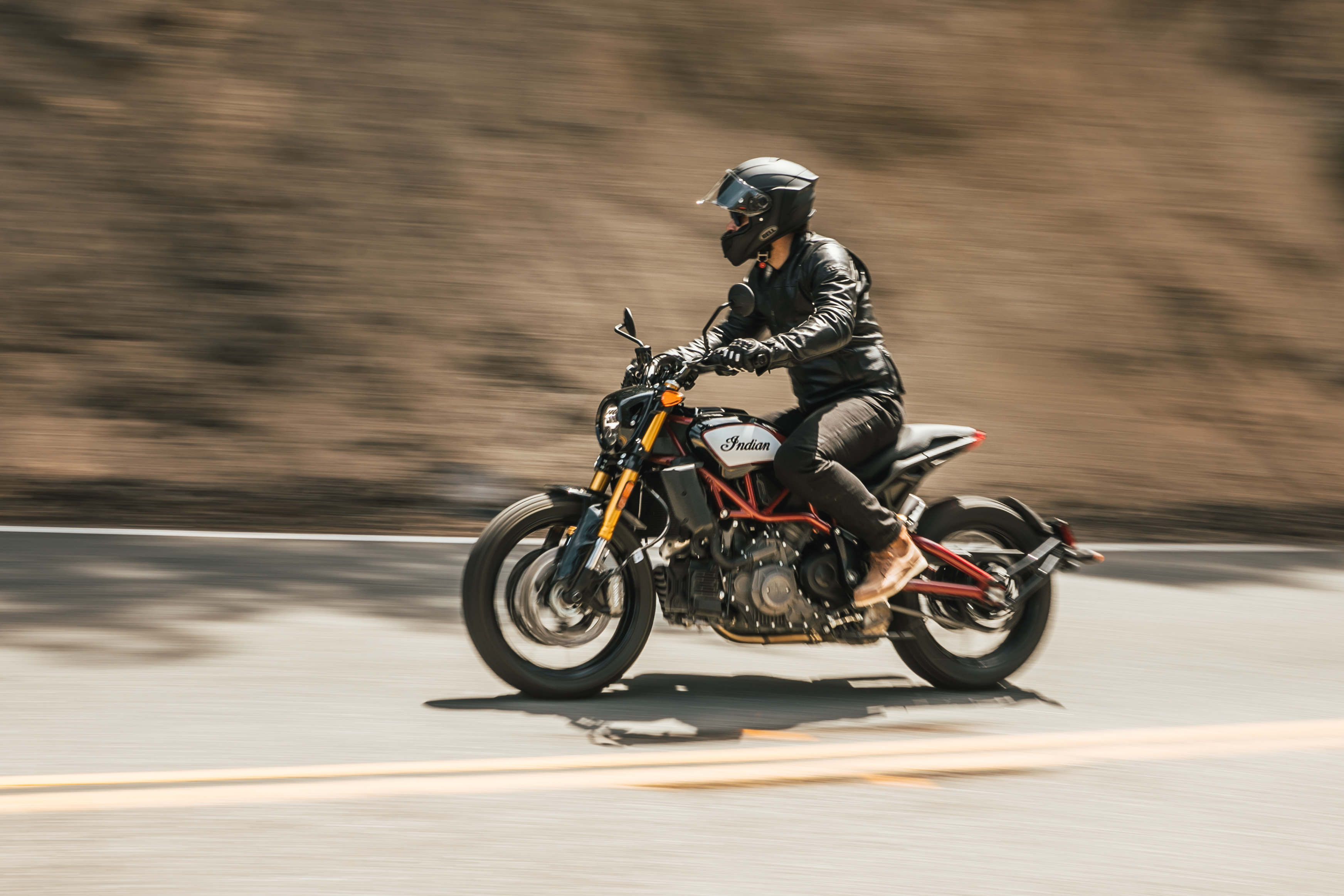2019 Indian FTR 1200 S review - RevZilla