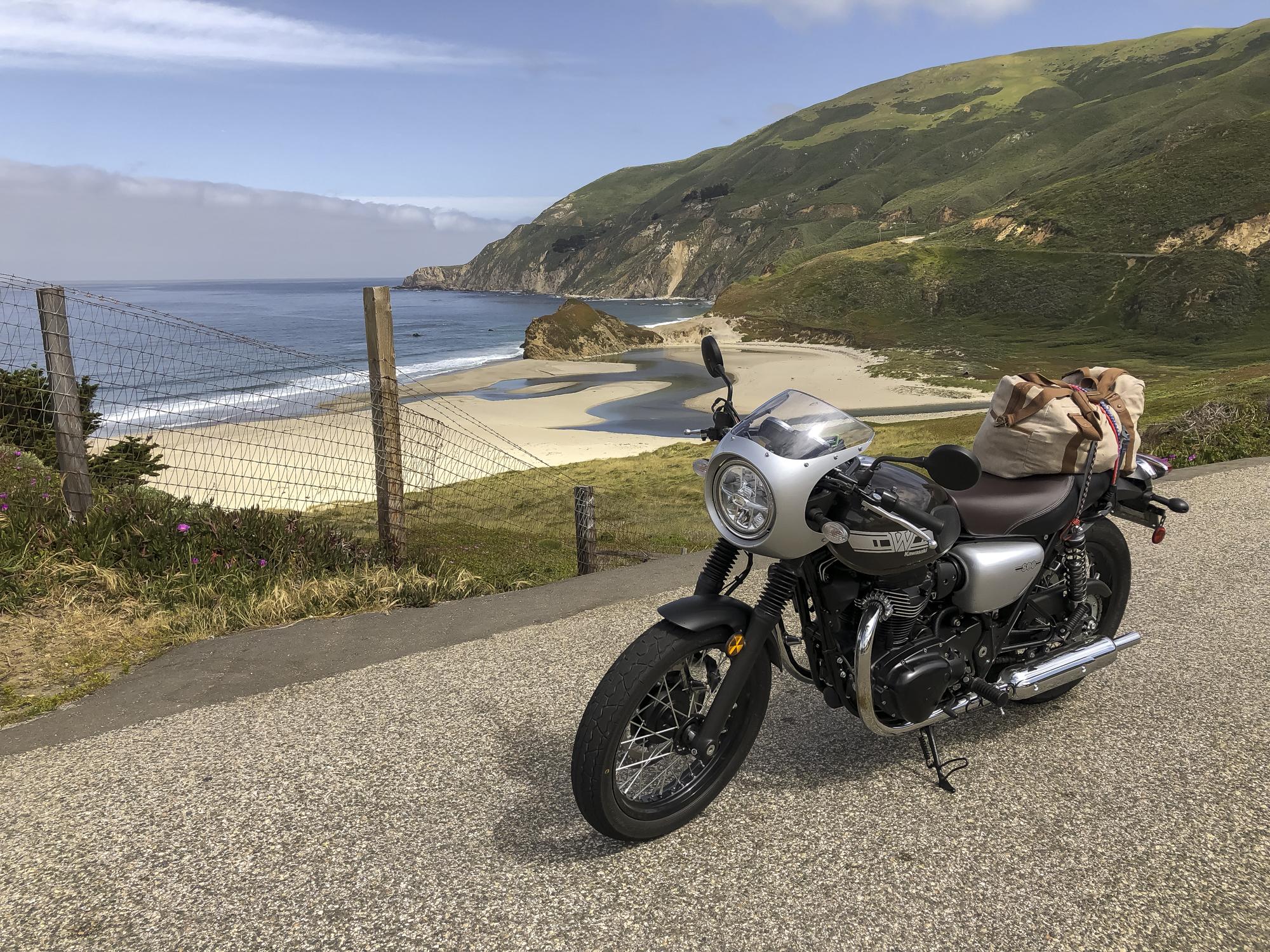 2019 Kawasaki W800 Cafe First Ride Review Revzilla