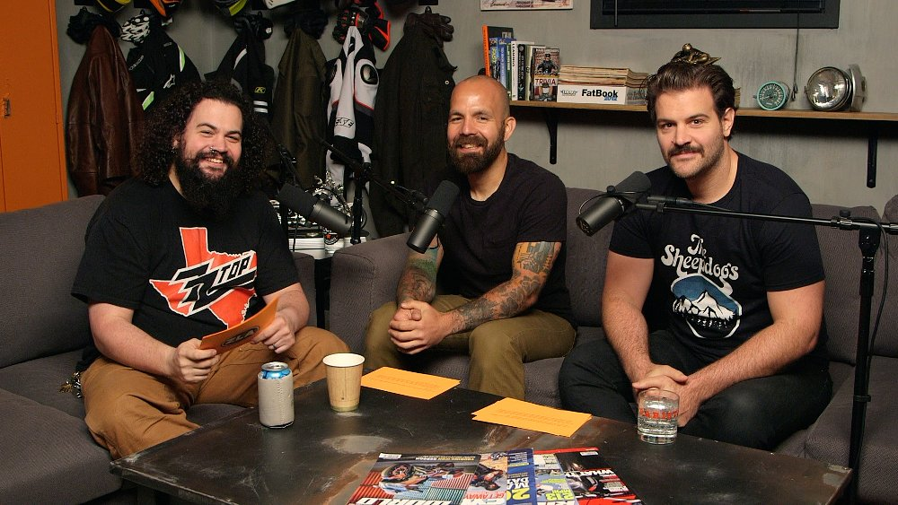 Video: Lemmy, Spurgeon, and Joe discuss the gear they won't ride without