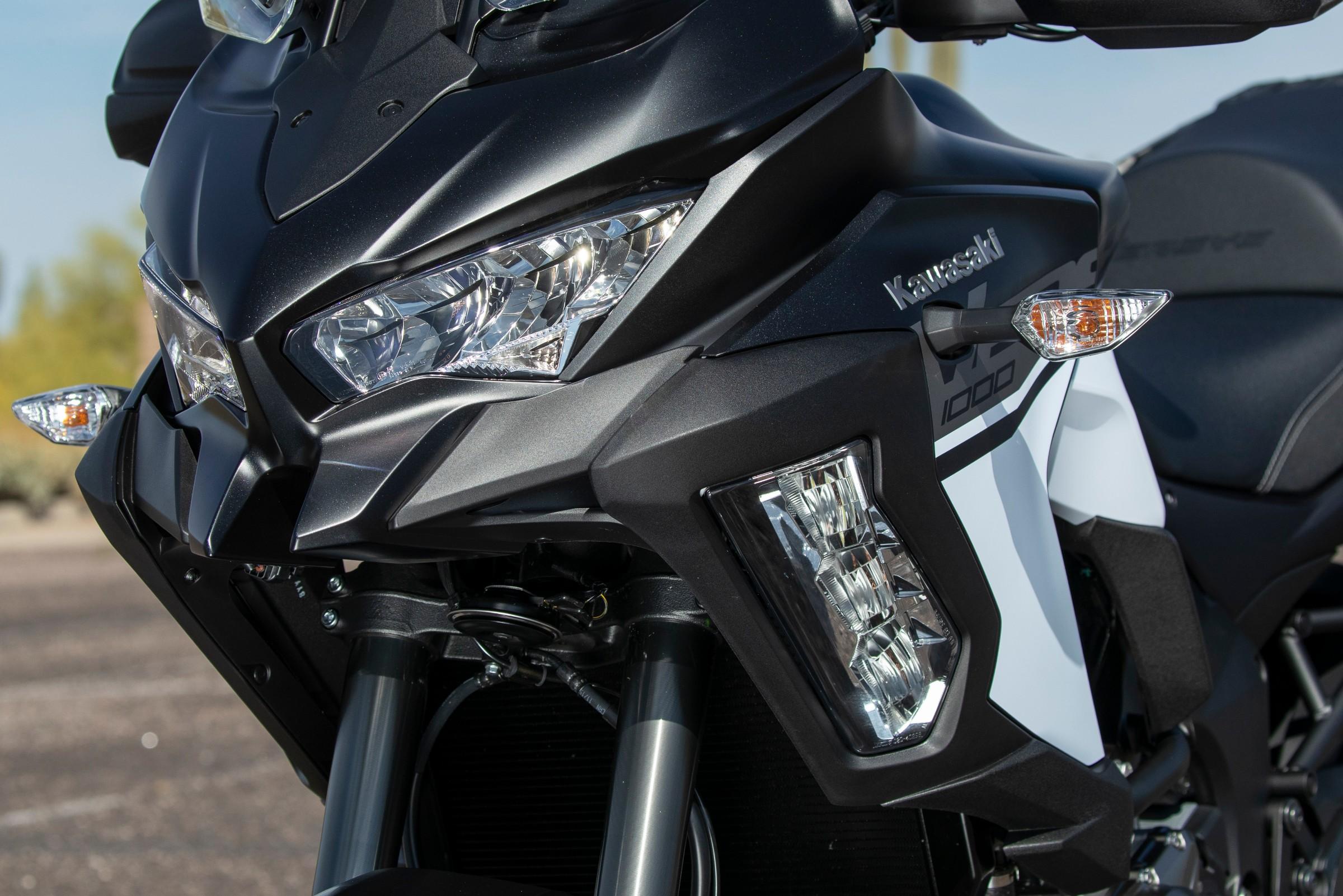 2019 Kawasaki Versys 1000 SE LT+ first ride review - RevZilla