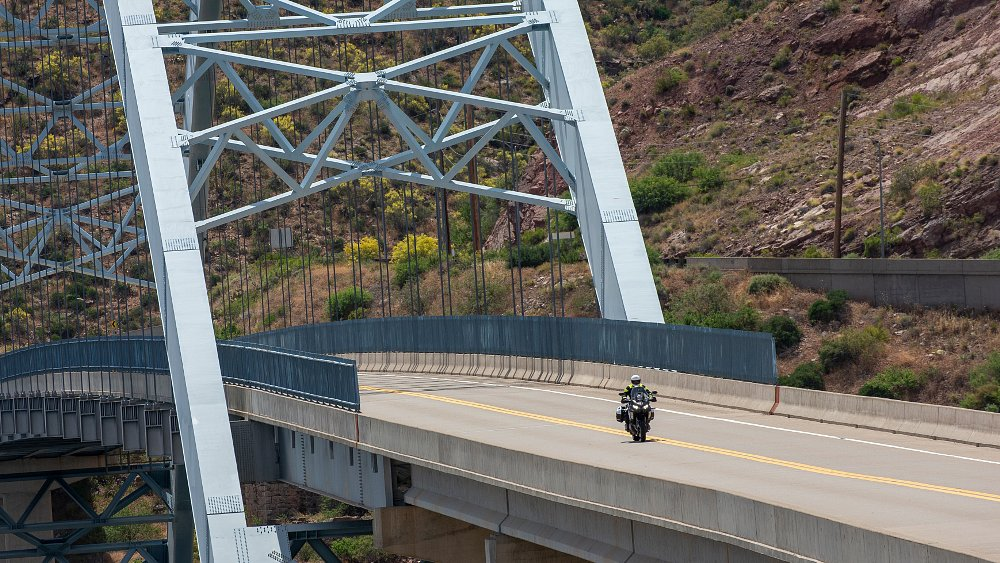Observations from a three-day, three-time-zone motorcycle ride