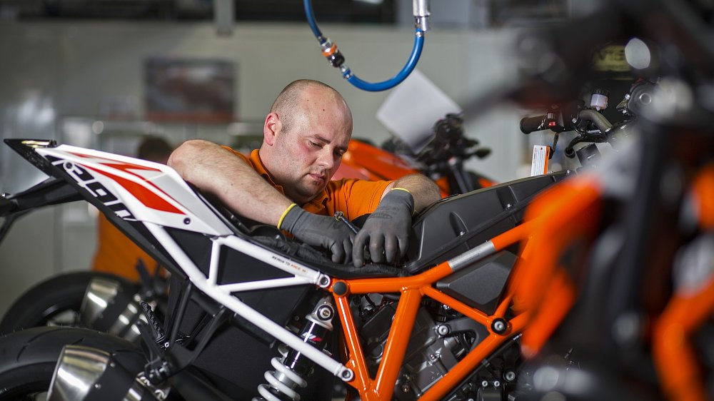 Motorcycle sales surge in Europe while the rest of the world languishes