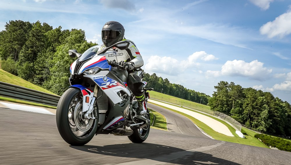 2020 BMW S 1000 RR first ride review