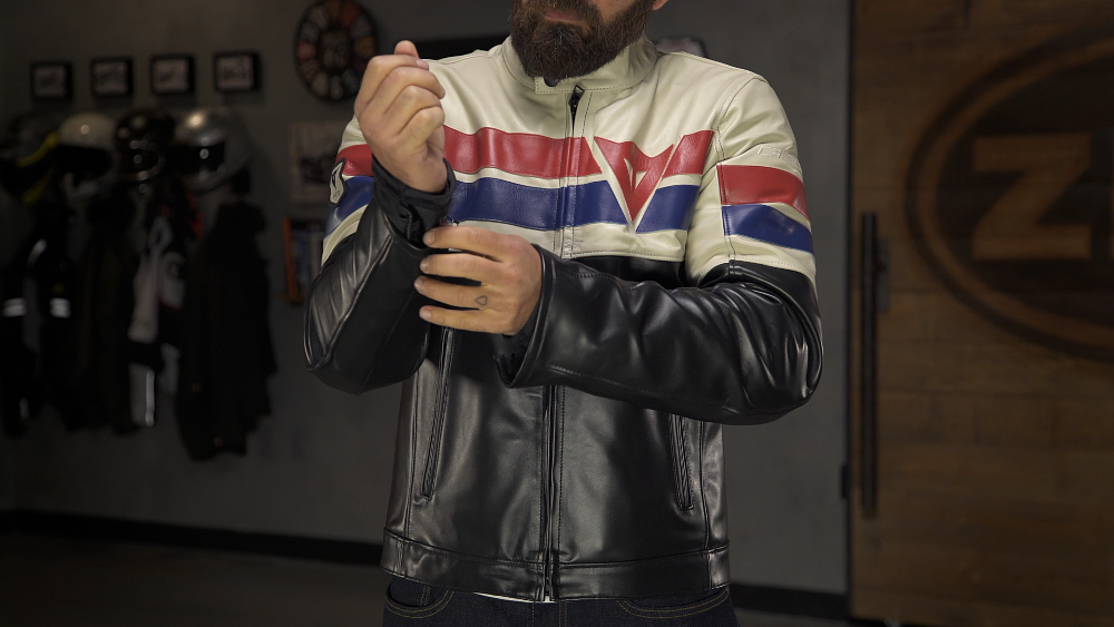 How to size and buy a motorcycle jacket