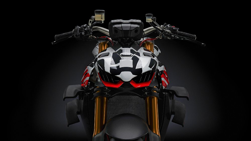 Ducati confirms Streetfighter V4, will race a prototype at Pikes Peak
