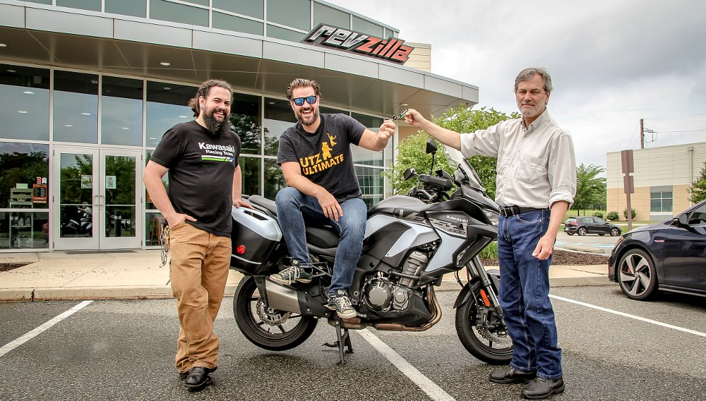 2019 Kawasaki Versys 1000 SE LT+ review: The 5,403-mile road to RevZilla